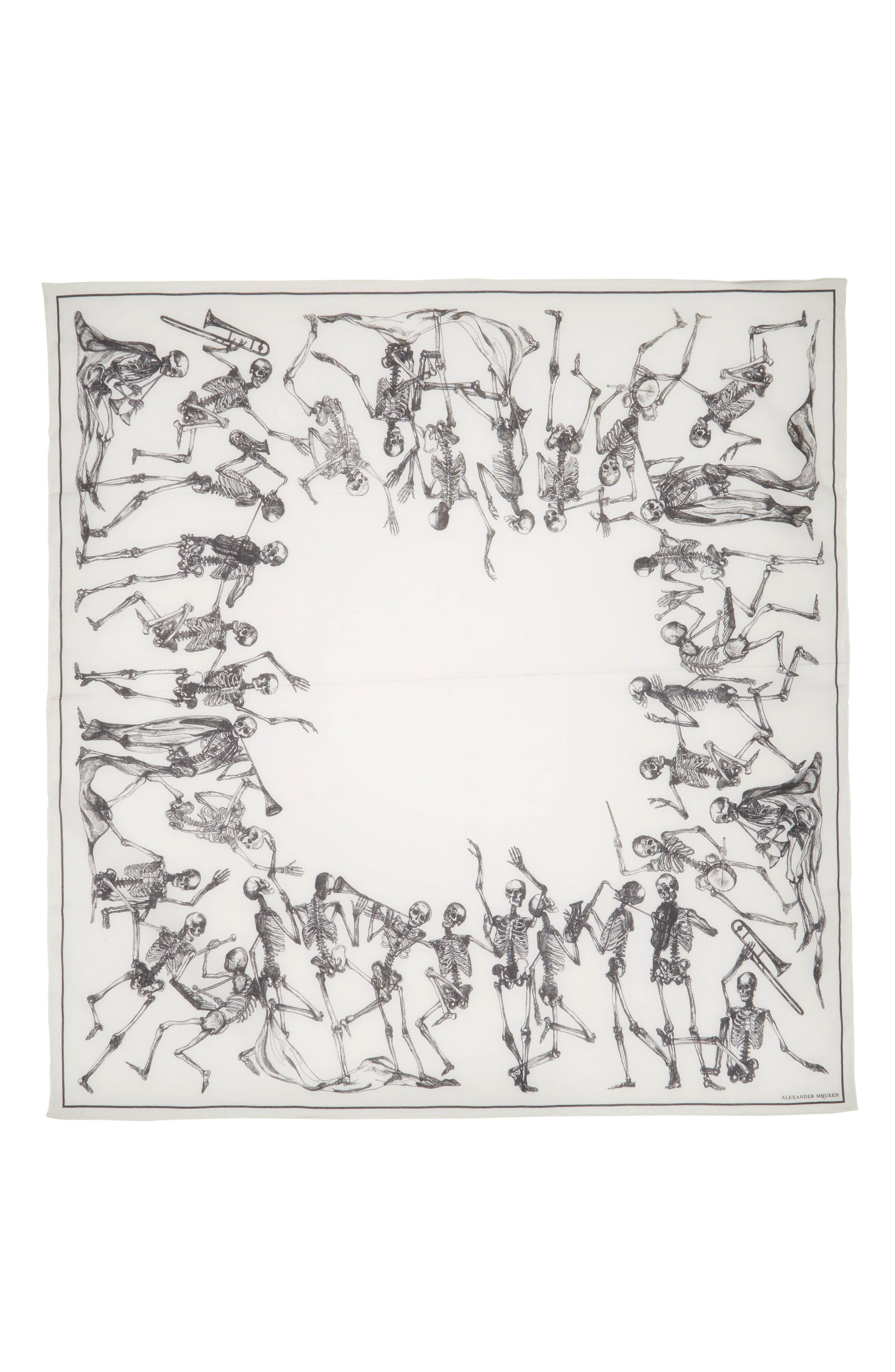 Dancing Skeleton,                             Alternate thumbnail 2, color,                             176