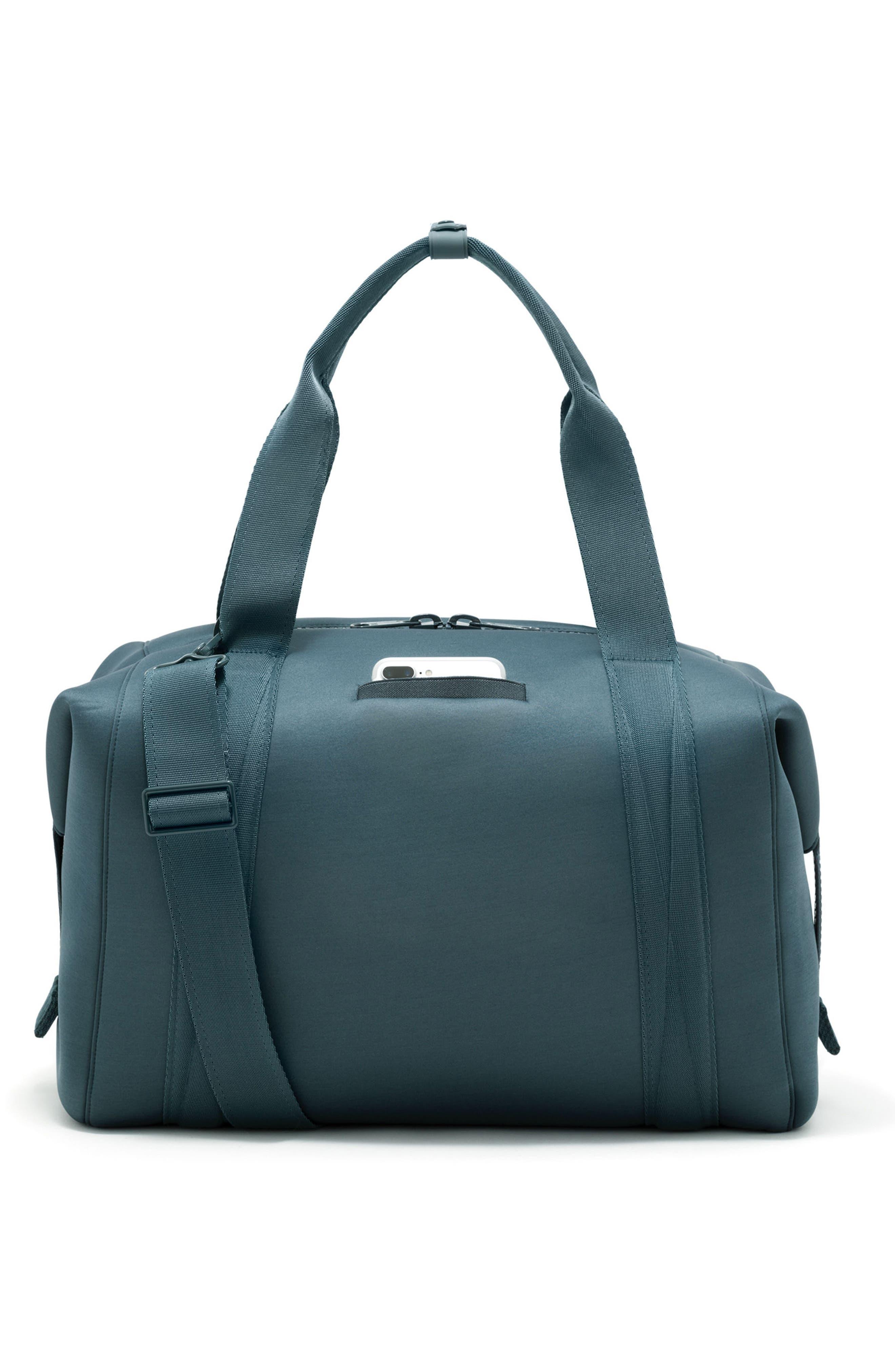365 Large Landon Neoprene Carryall Duffel Bag,                             Alternate thumbnail 29, color,