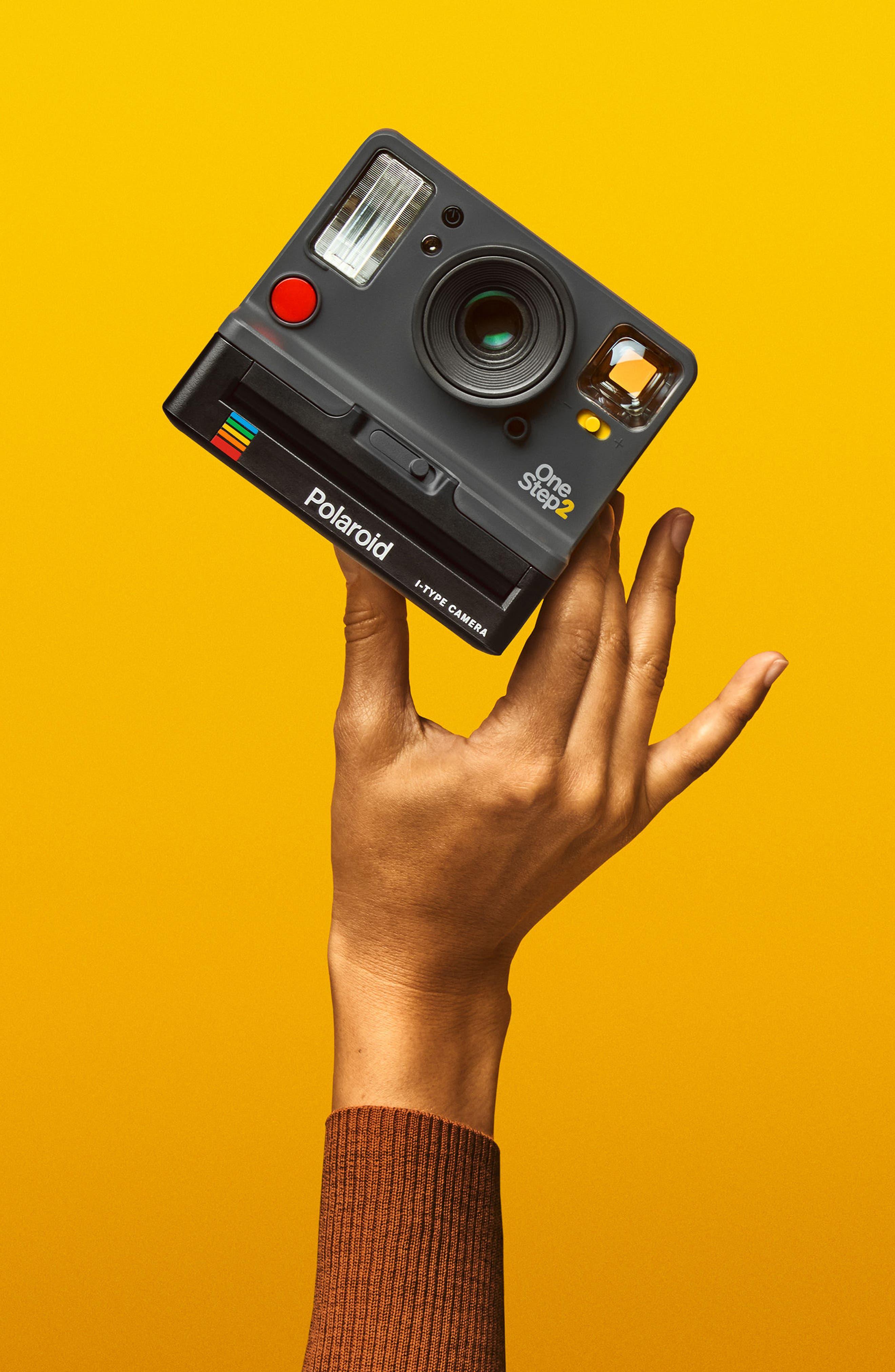 OneStep 2 Analog Instant Camera,                             Alternate thumbnail 8, color,                             GRAPHITE