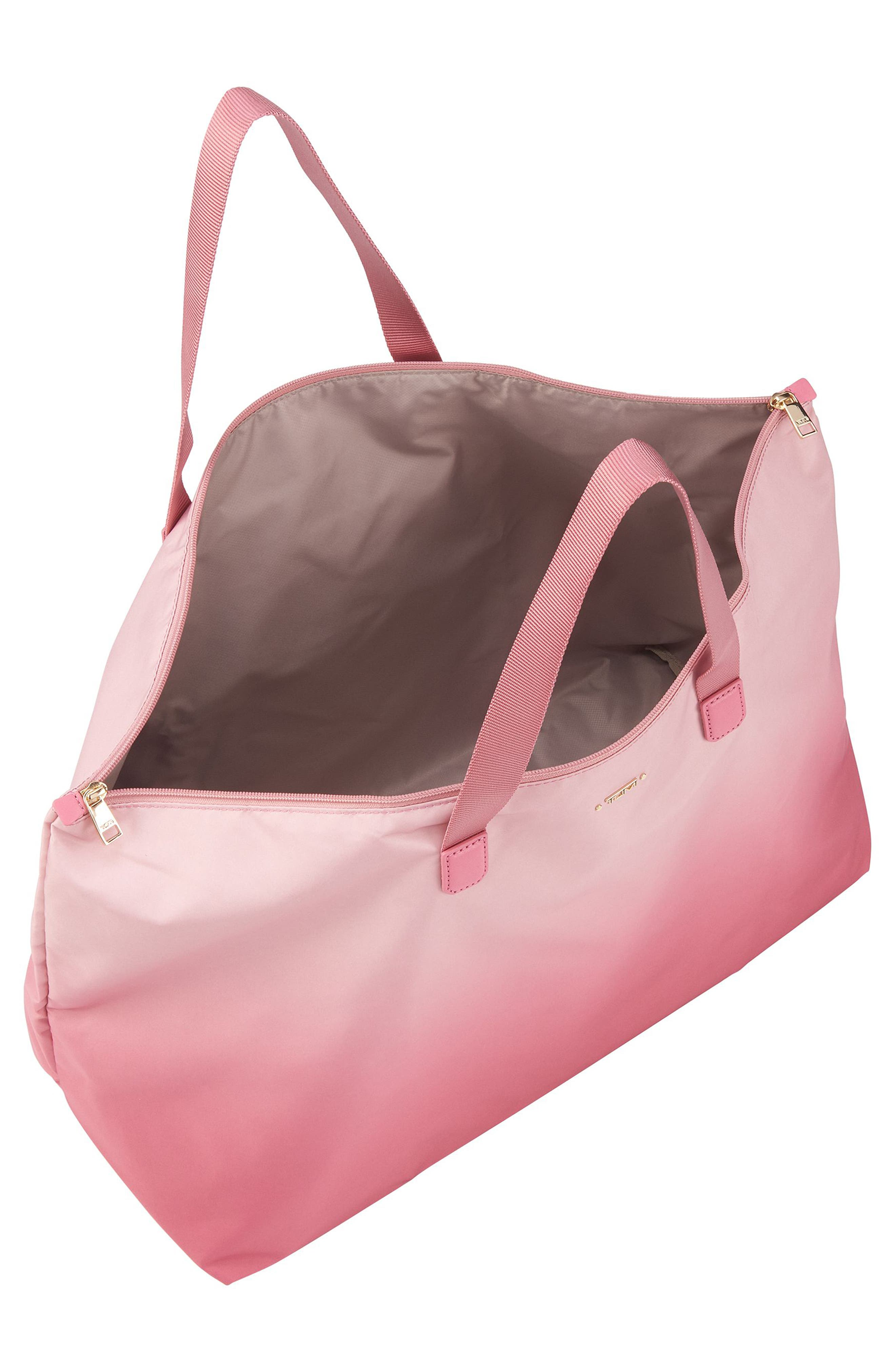 Voyageur Just in Case<sup>®</sup> Packable Nylon Tote,                             Alternate thumbnail 4, color,                             662