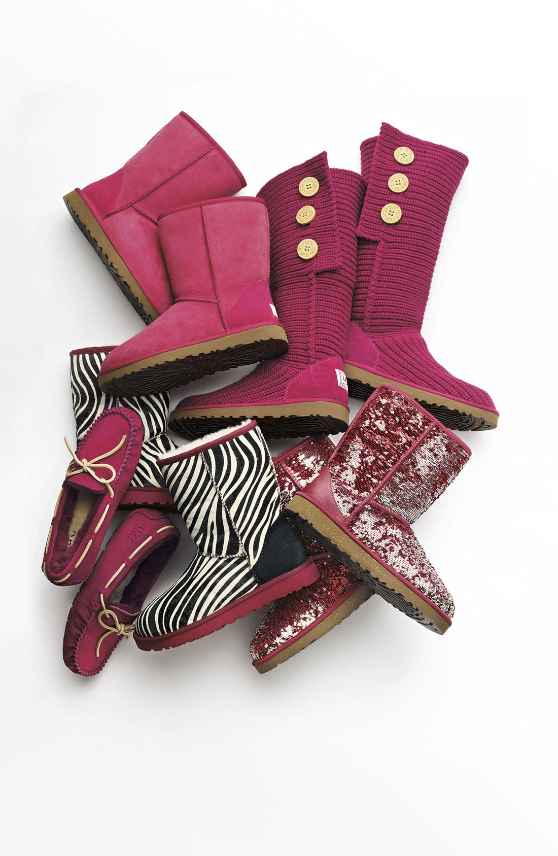 'Cardy' Classic Knit Boot, Main, color, 400