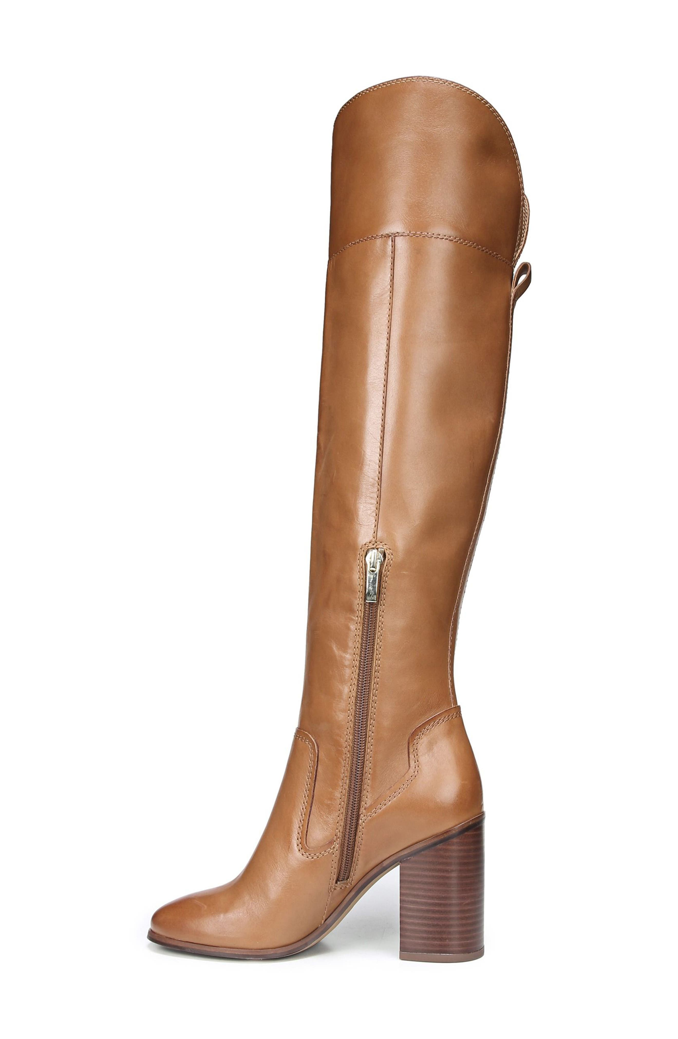 Freda Over the Knee Boot,                             Alternate thumbnail 11, color,
