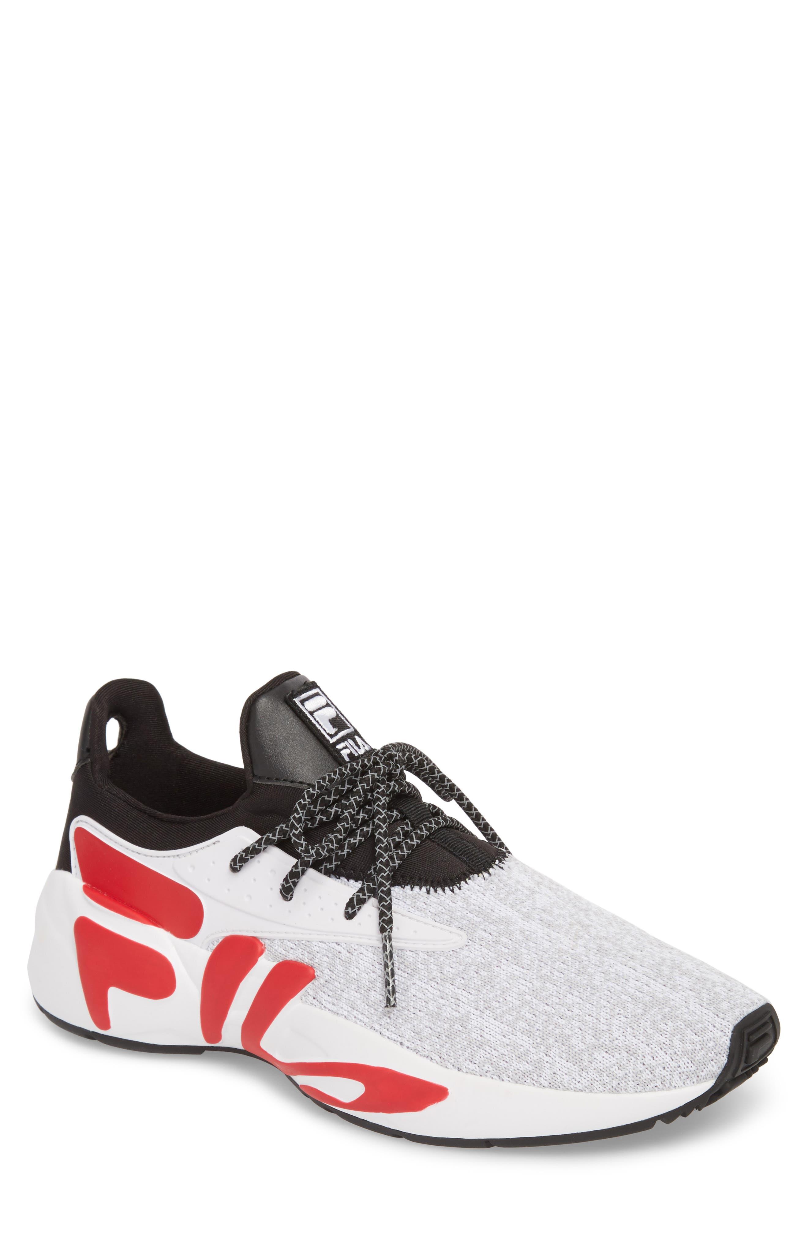 Mindbreaker 2.0 Sneaker,                         Main,                         color, BLACK/ WHITE/ RED
