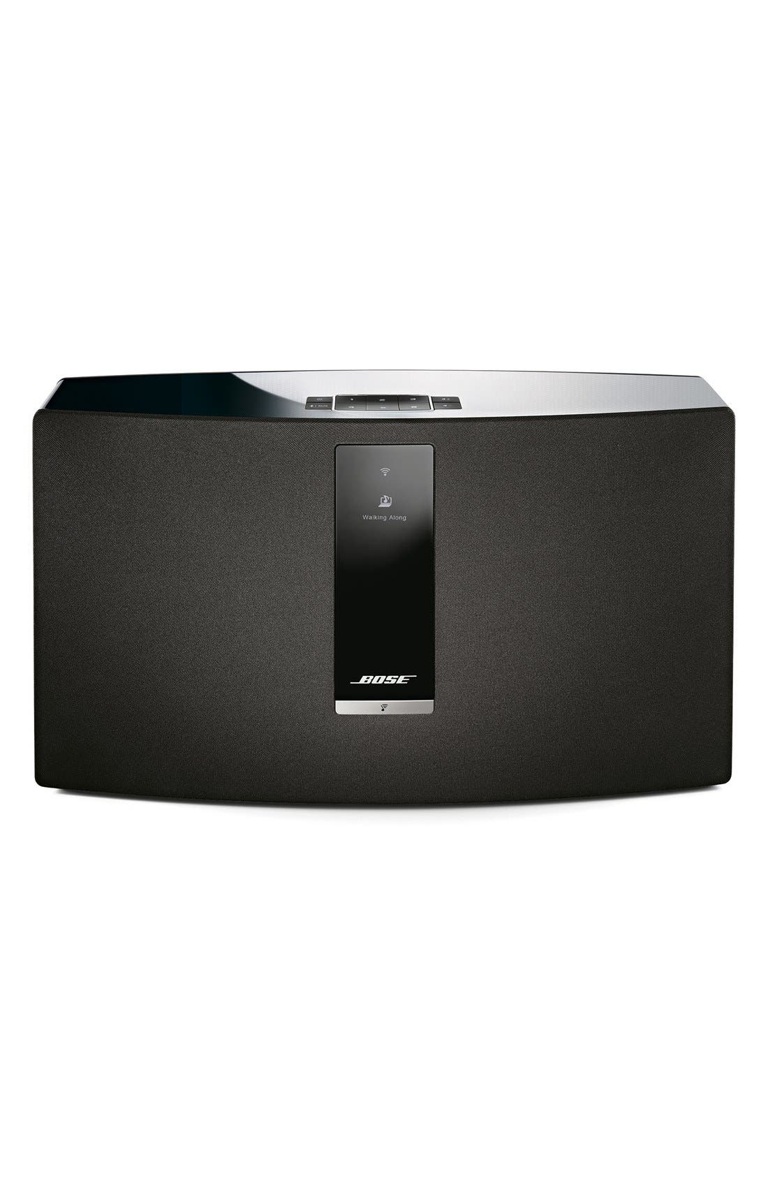 SoundTouch<sup>®</sup> 30 Series III Wireless Music System,                             Alternate thumbnail 2, color,                             BLACK