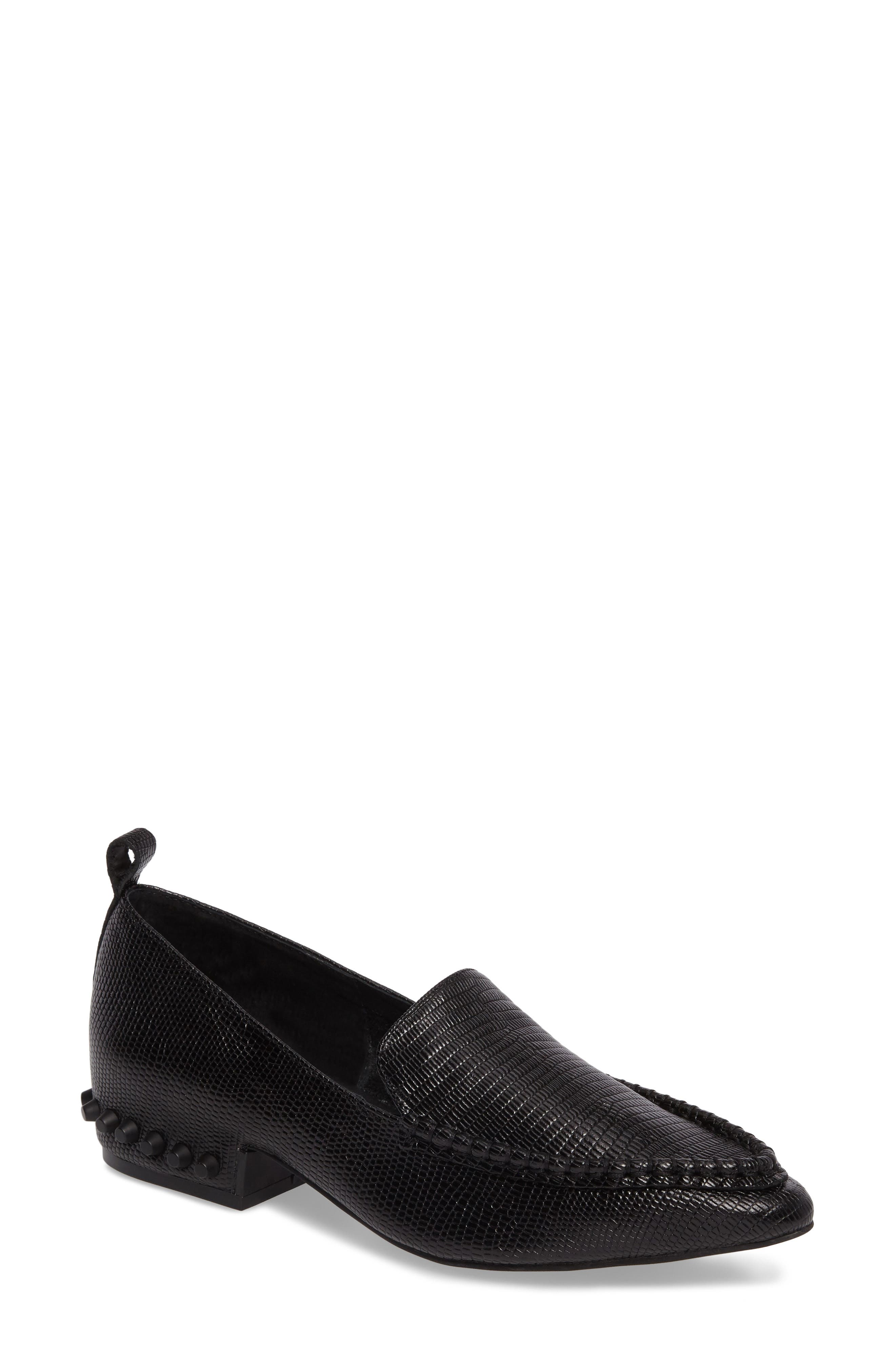 Barnett Studded Loafer,                         Main,                         color, 002
