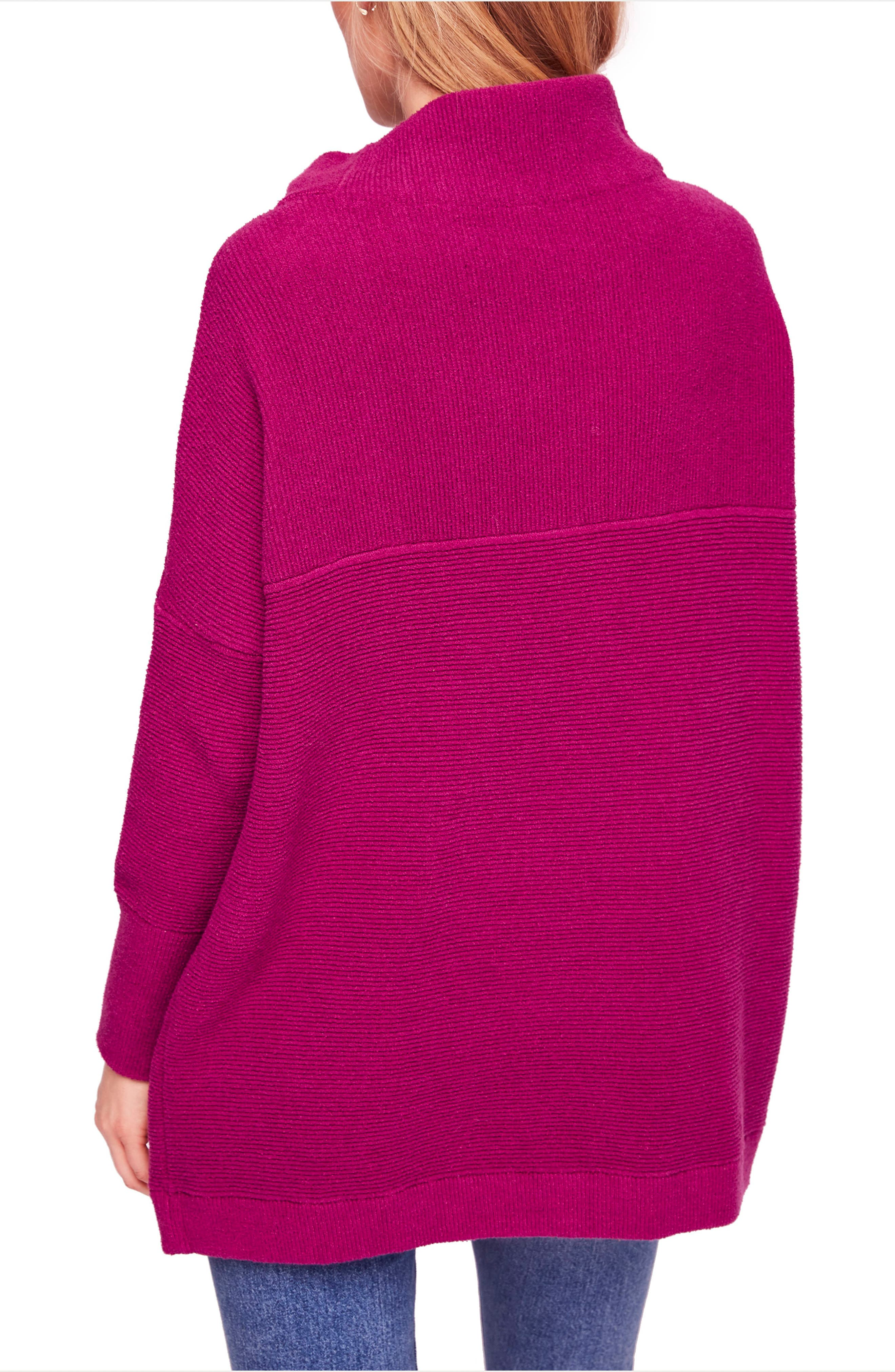 Ottoman Slouchy Tunic,                             Alternate thumbnail 2, color,                             931