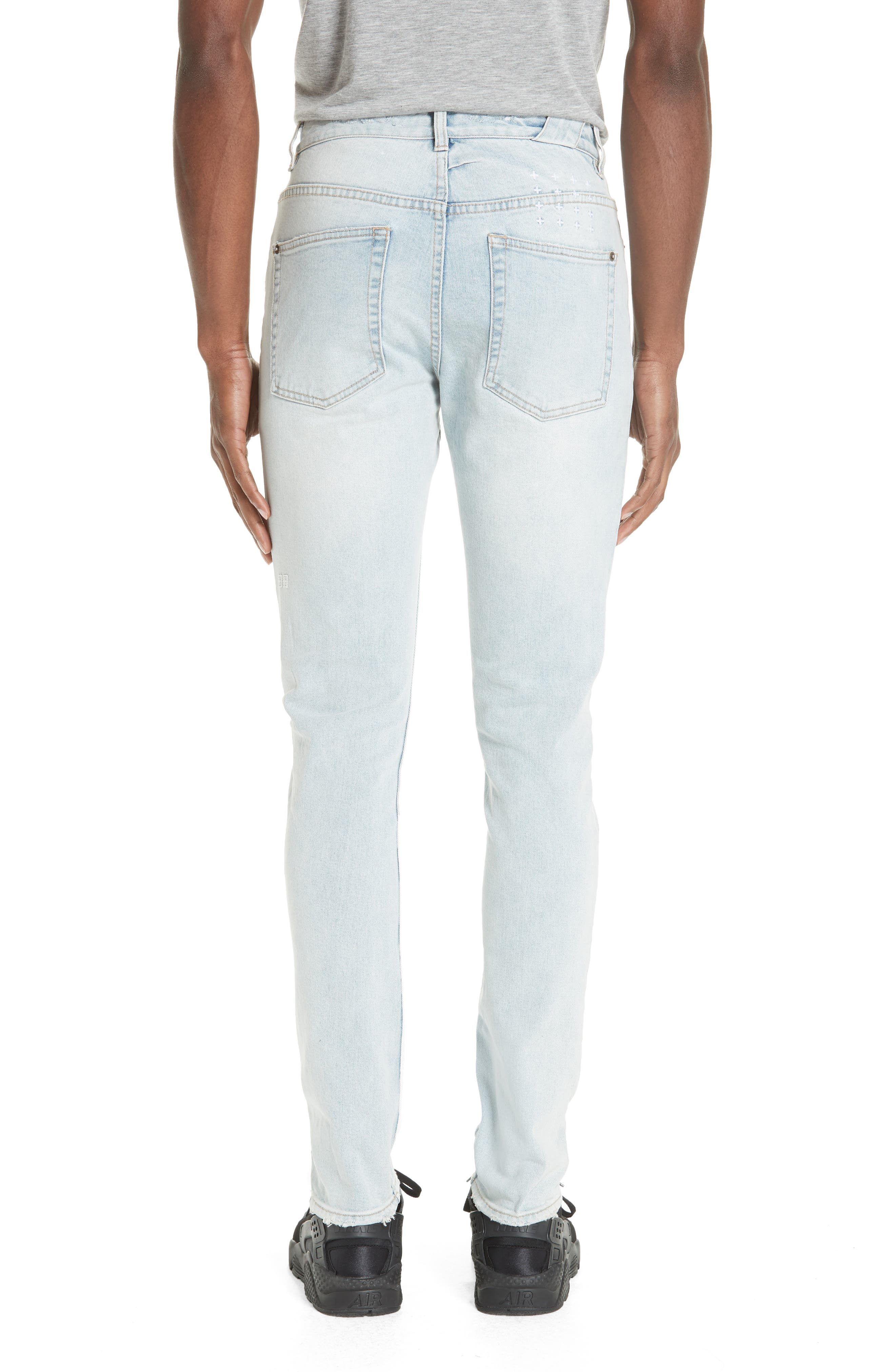Chitch Chillz Skinny Fit Jeans,                             Alternate thumbnail 2, color,                             450