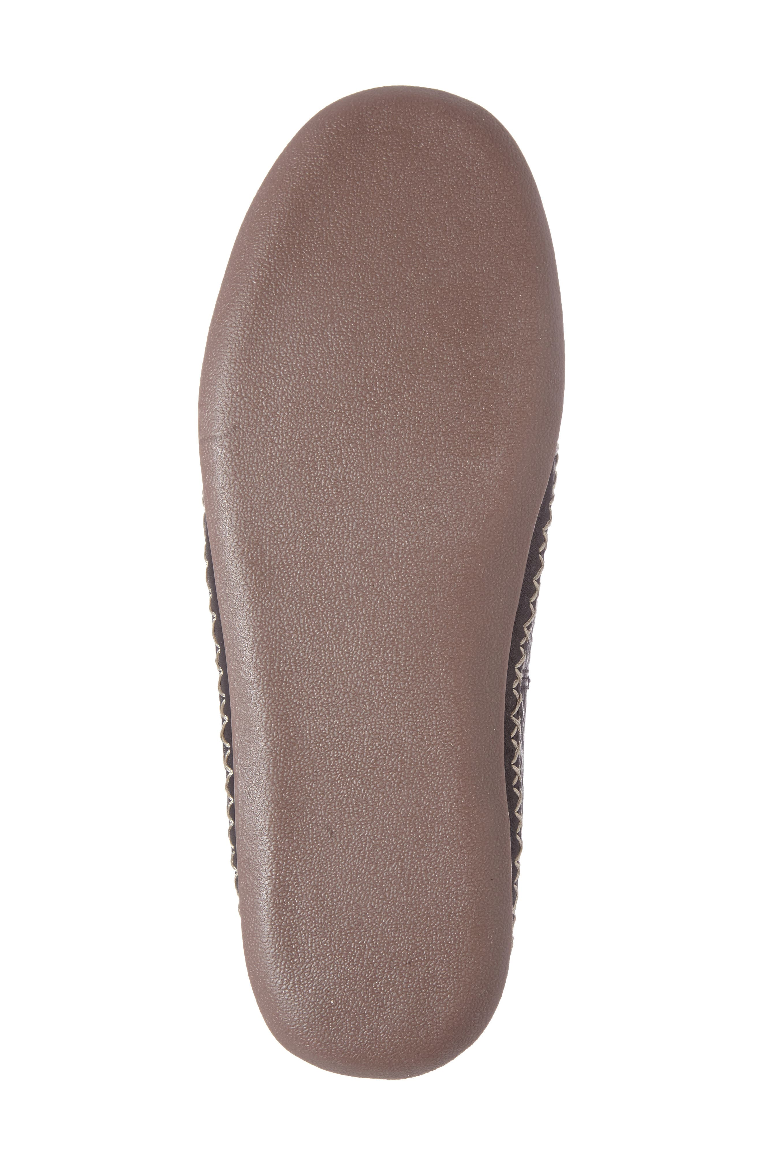 UGG<SUP>®</SUP>,                             Delfina Flat,                             Alternate thumbnail 4, color,                             001