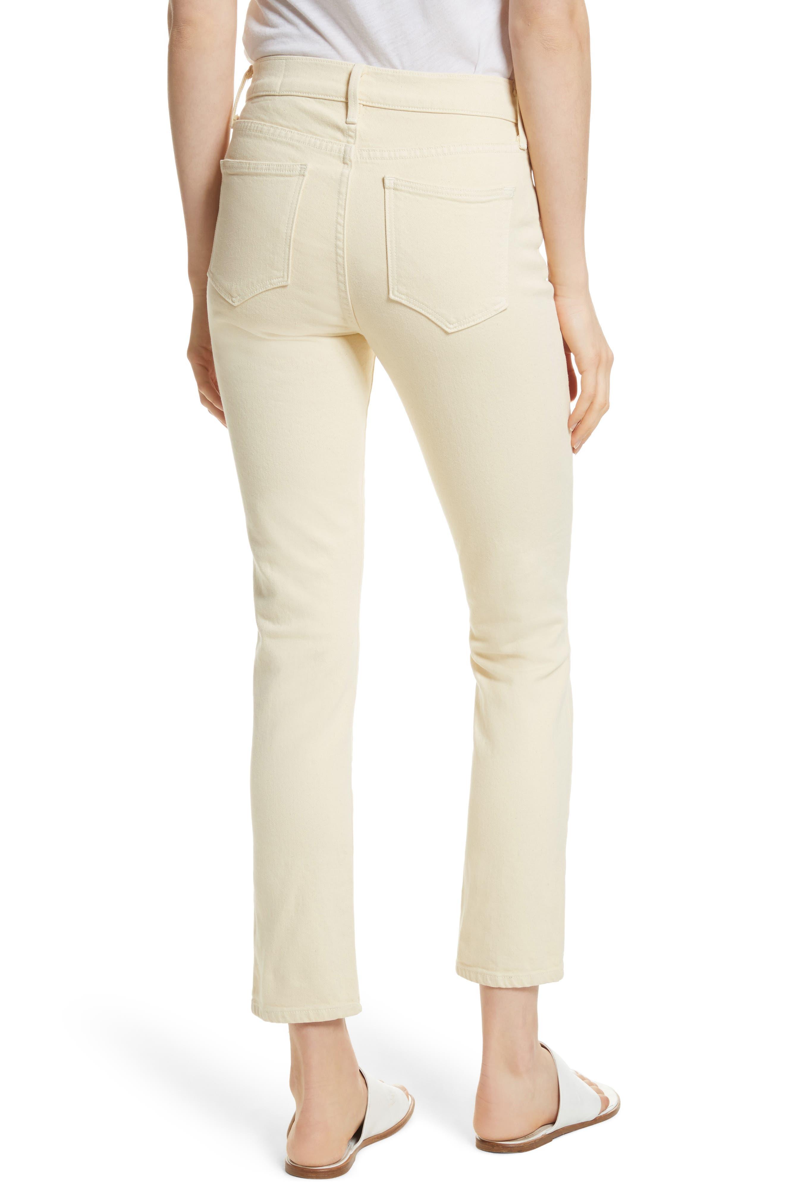 Skinny Crop Jeans,                             Alternate thumbnail 9, color,