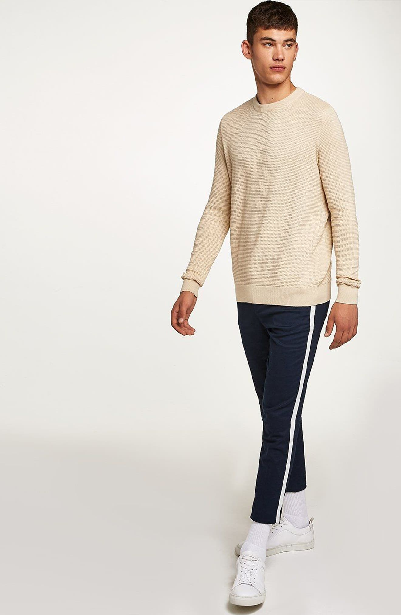 Thermal Knit Sweater,                             Alternate thumbnail 5, color,                             250