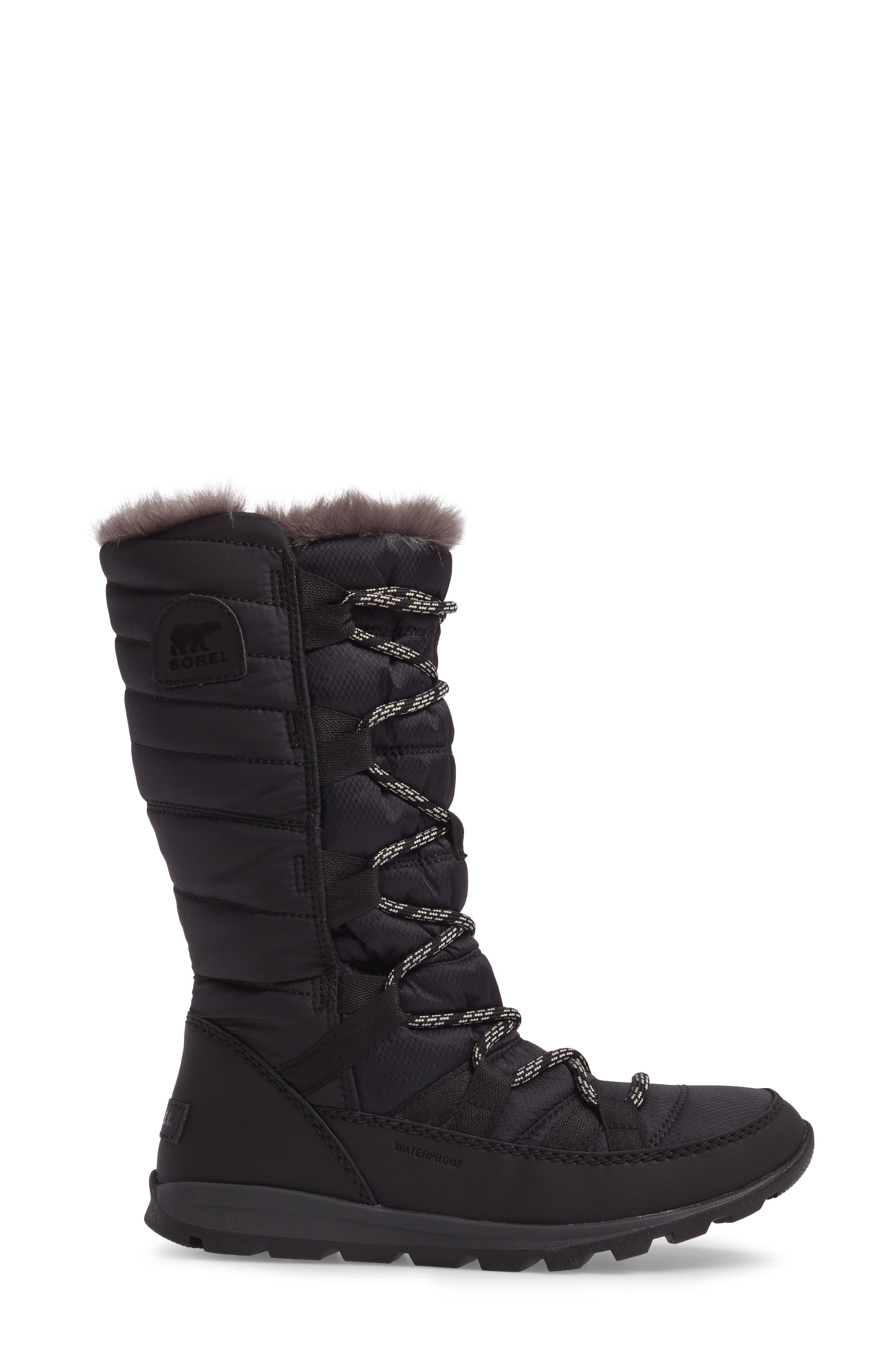 Whitney Snow Boot,                             Alternate thumbnail 5, color,