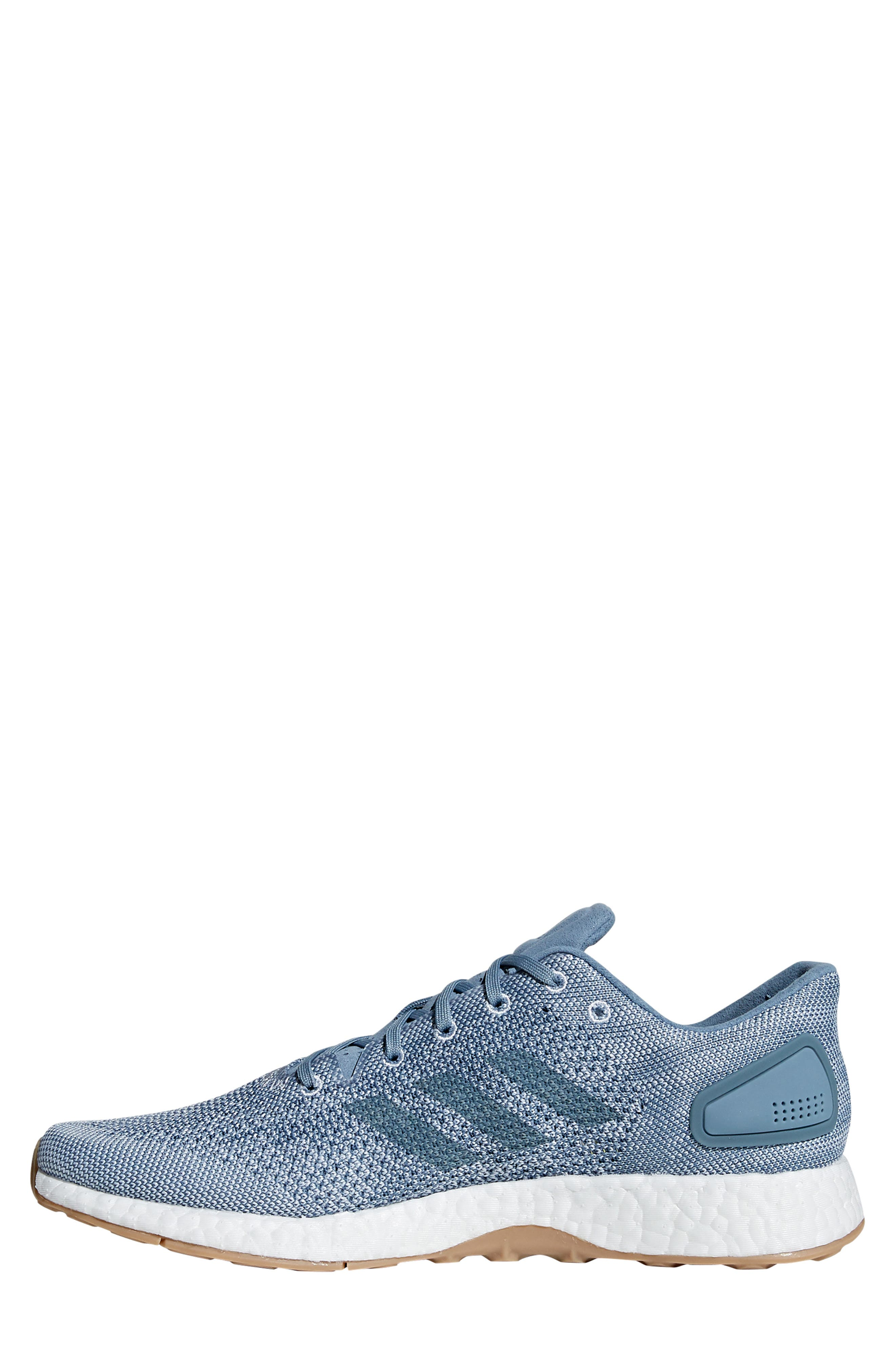 PureBoost DPR Running Shoe,                             Alternate thumbnail 9, color,                             360