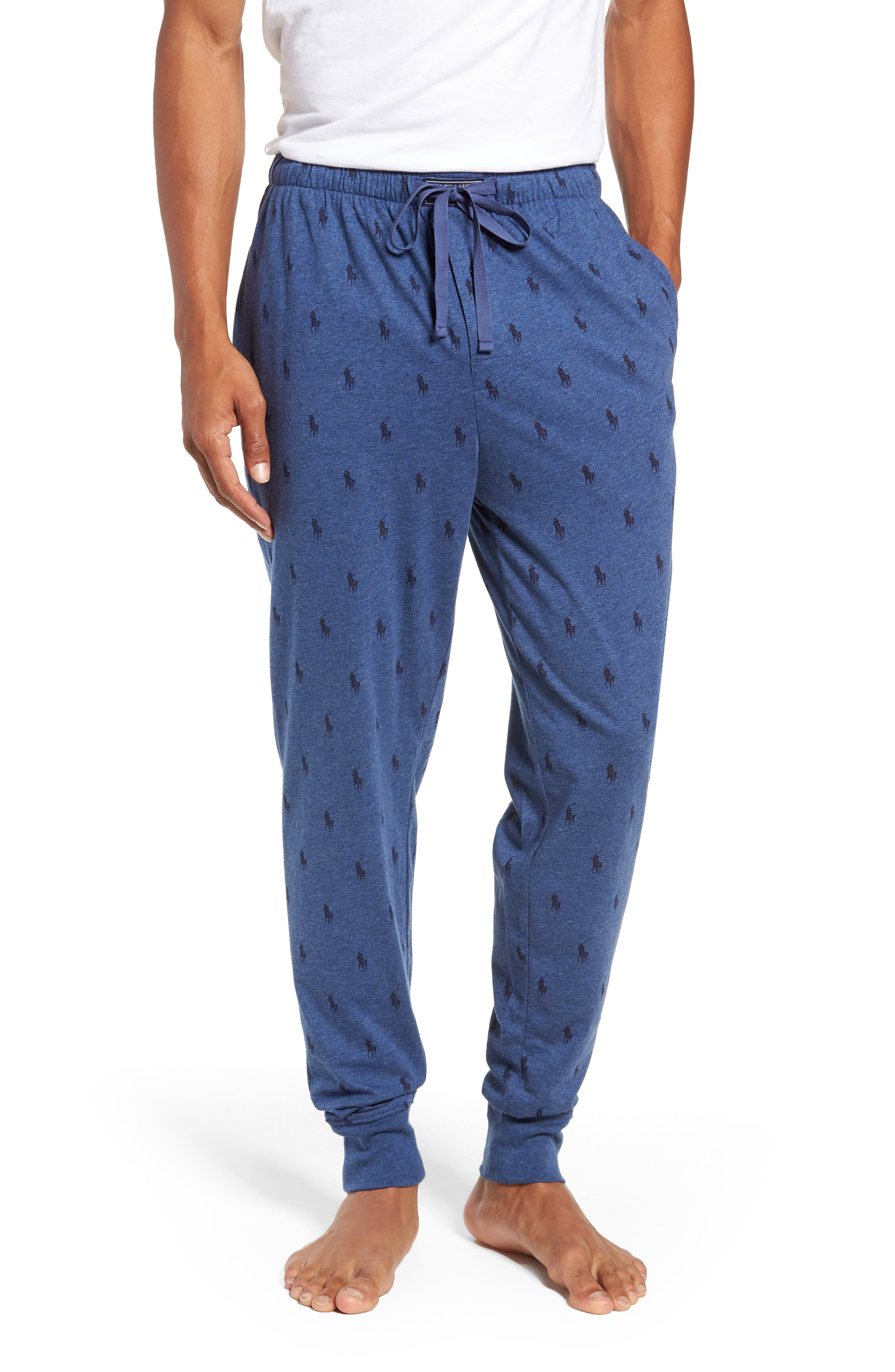 Cotton Pajama Pants, Main, color, 403