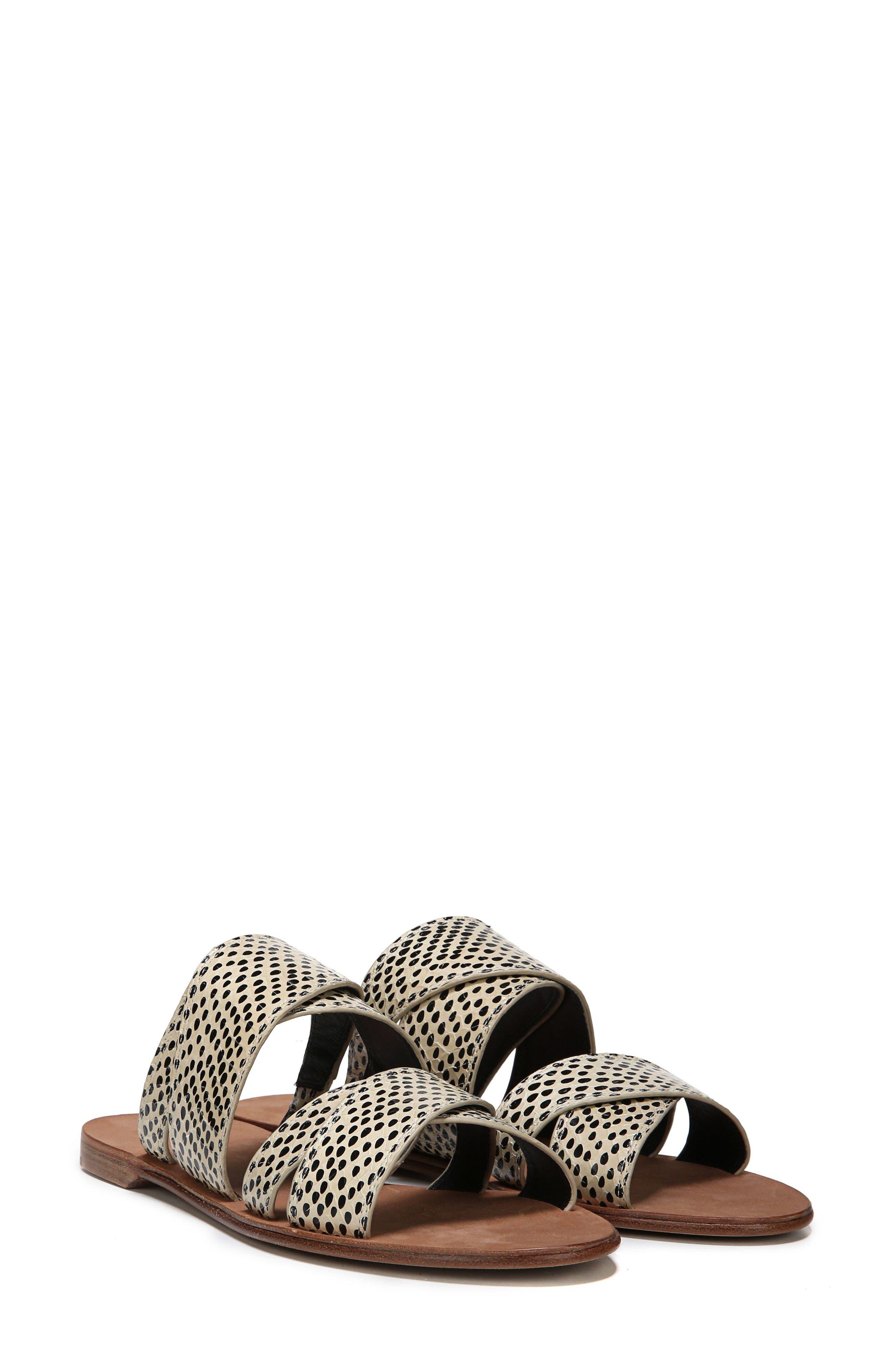Blake Snakeskin Slide Sandal,                         Main,                         color, 250