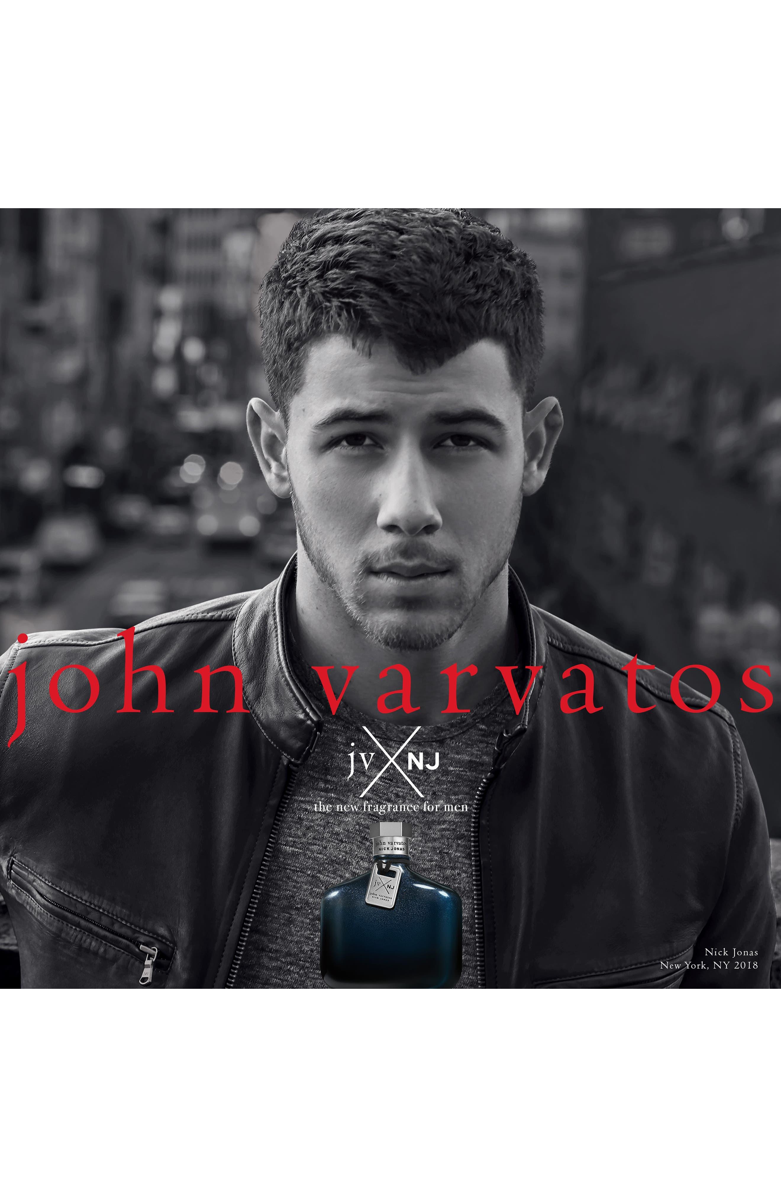 x Nick Jonas JVxNJ Fragrance,                             Alternate thumbnail 2, color,                             NO COLOR