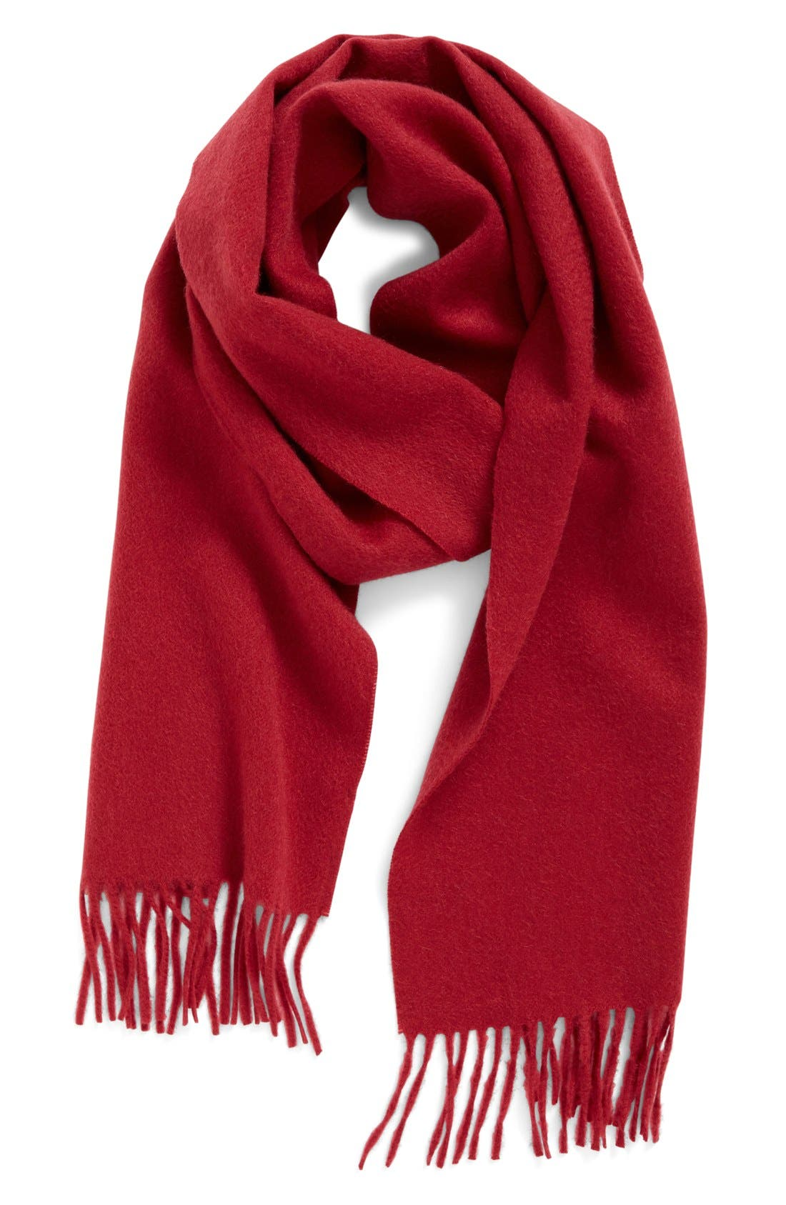 Solid Woven Cashmere Scarf,                             Main thumbnail 17, color,