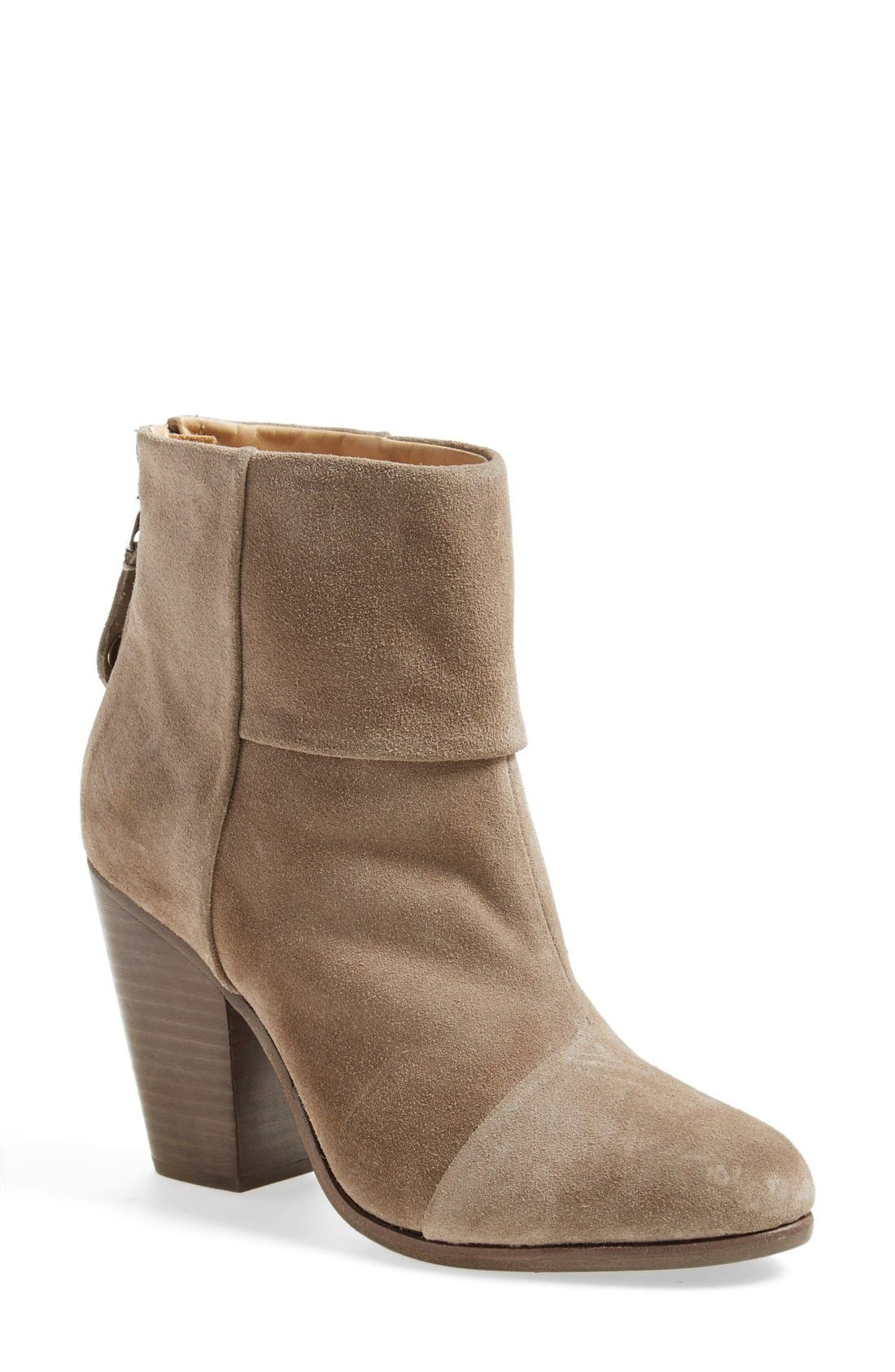 'Newbury' Bootie,                         Main,                         color, 099