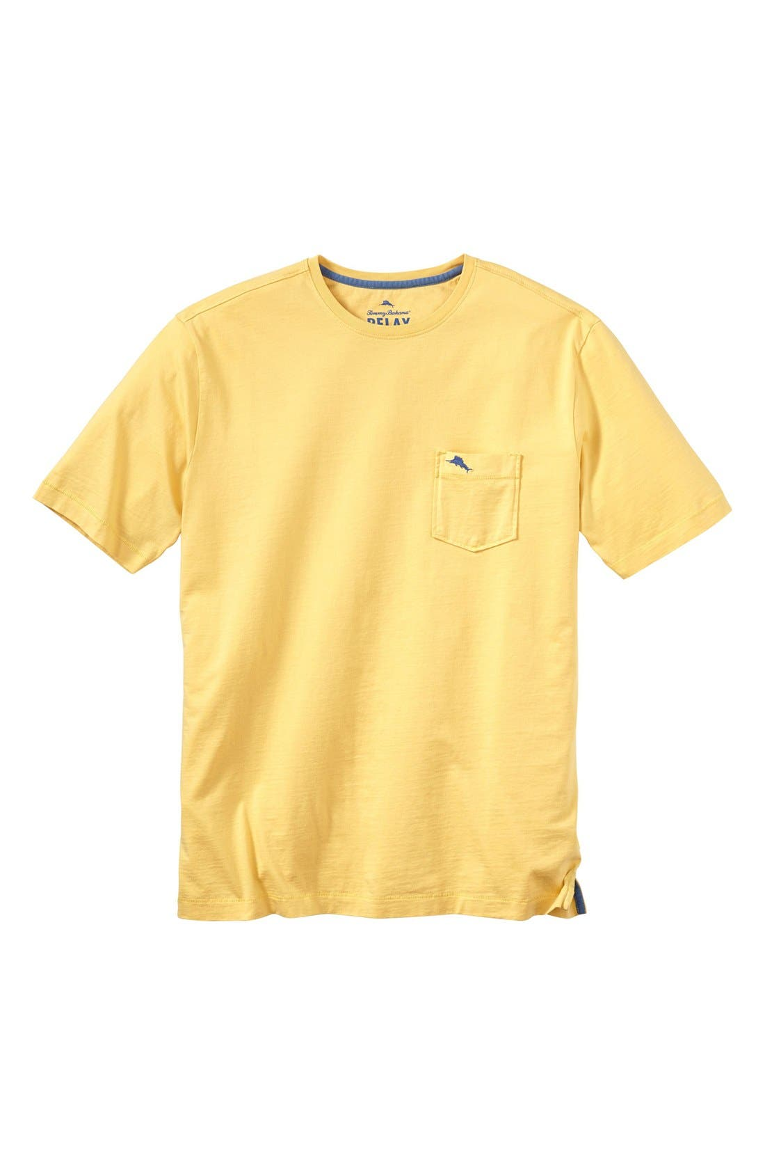 New Bali Sky Pima Cotton Pocket T-Shirt,                             Main thumbnail 55, color,