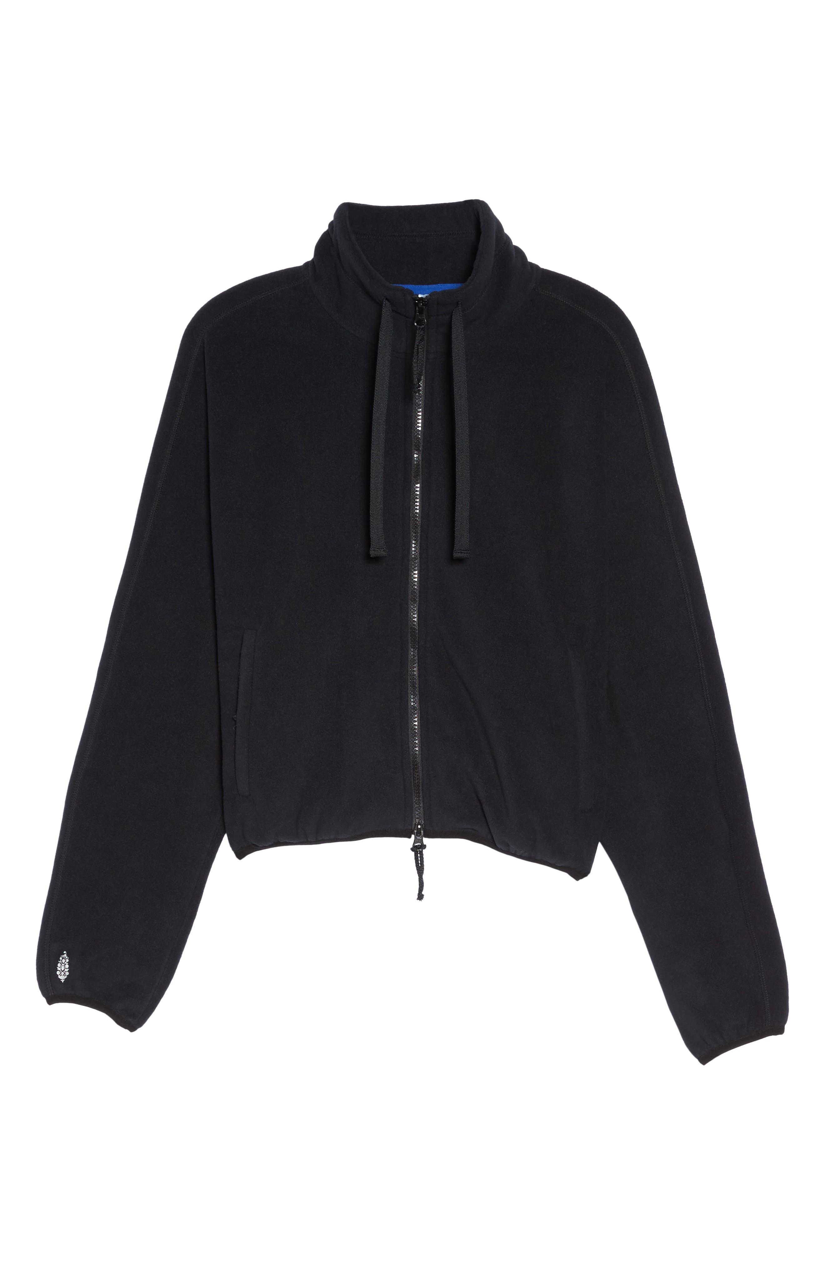 FP Movement Higher Ground Fleece Jacket,                             Alternate thumbnail 12, color,