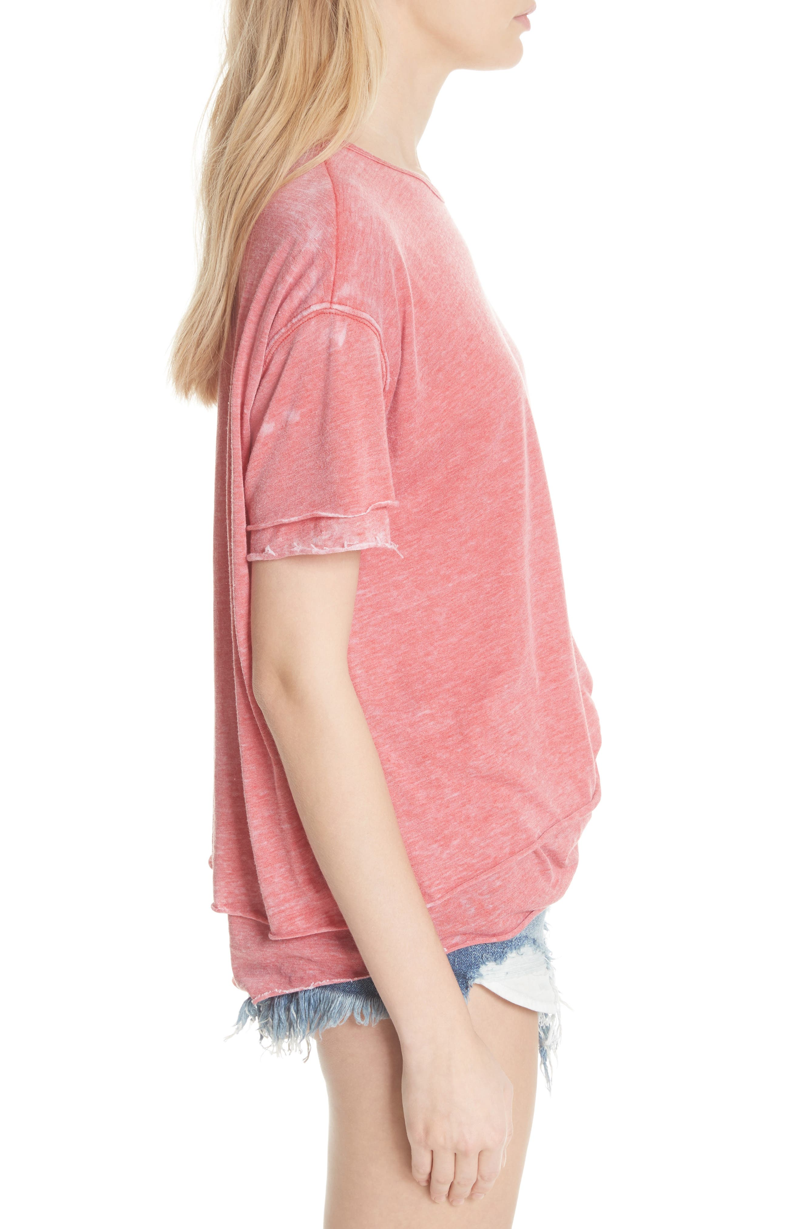 We the Free by Free People Cloud Nine Tee,                             Alternate thumbnail 17, color,