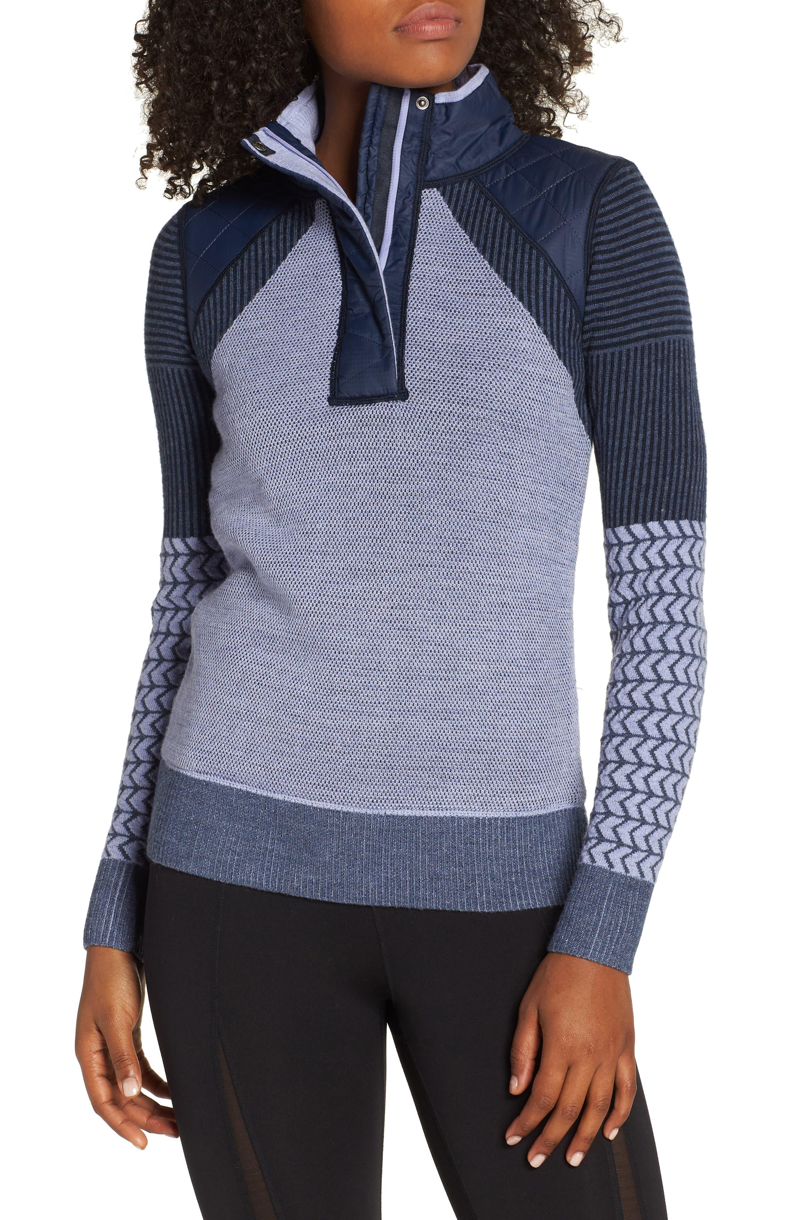 Ski Ninja Pullover Sweater,                             Main thumbnail 1, color,                             410