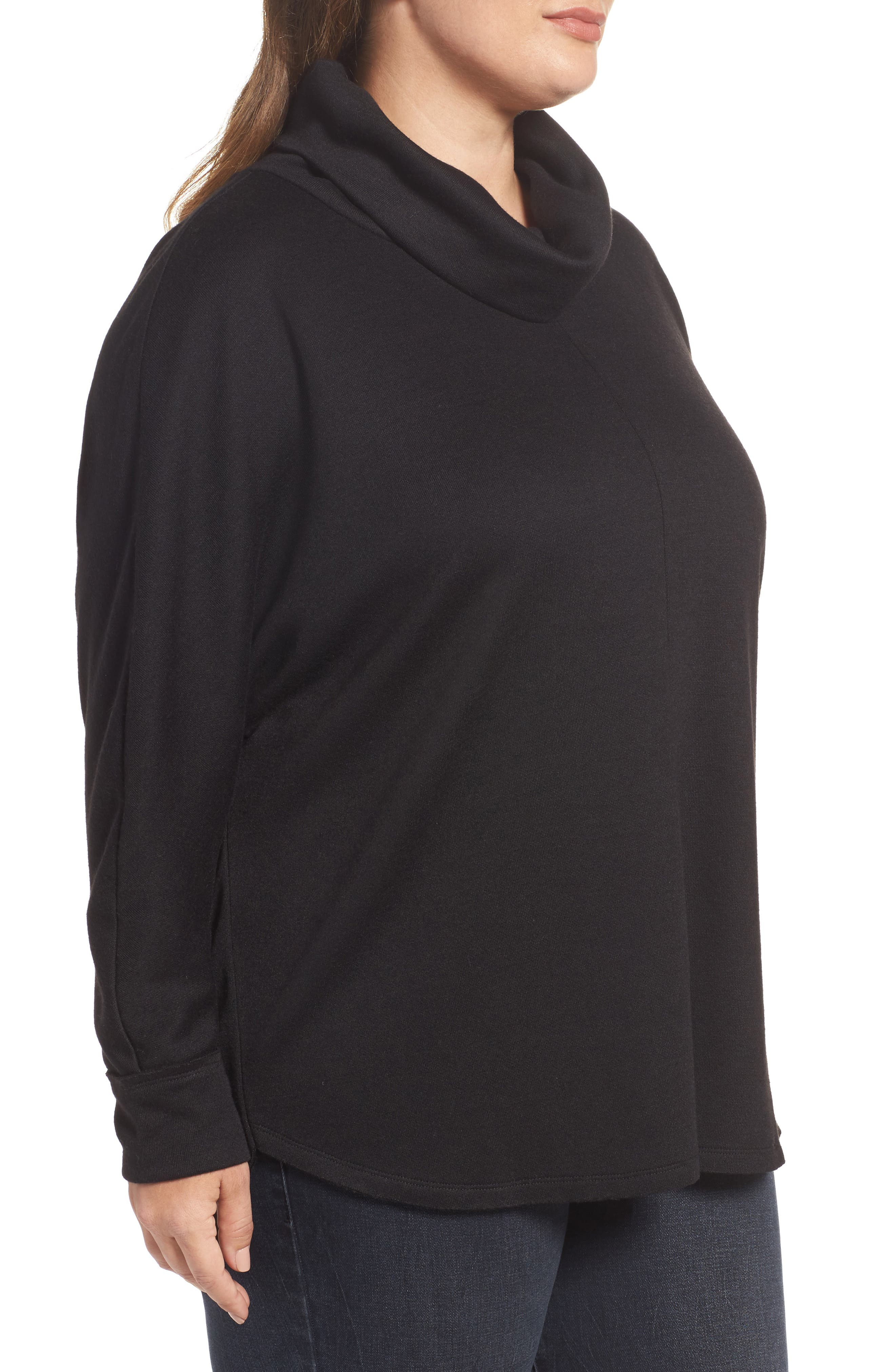 Cowl Neck Pullover,                             Alternate thumbnail 9, color,