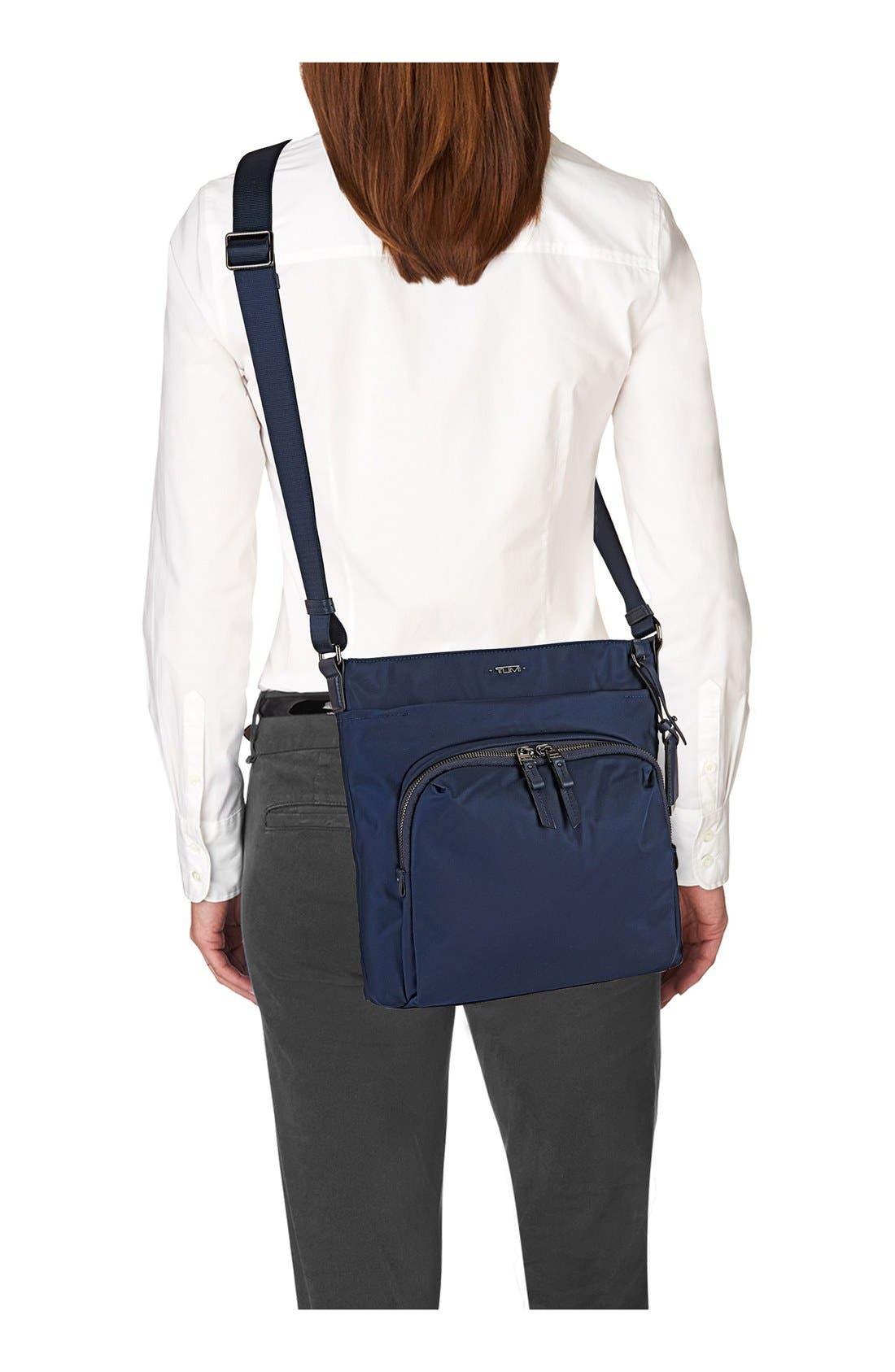 Voyageur - Capri Nylon Crossbody Bag,                             Alternate thumbnail 56, color,
