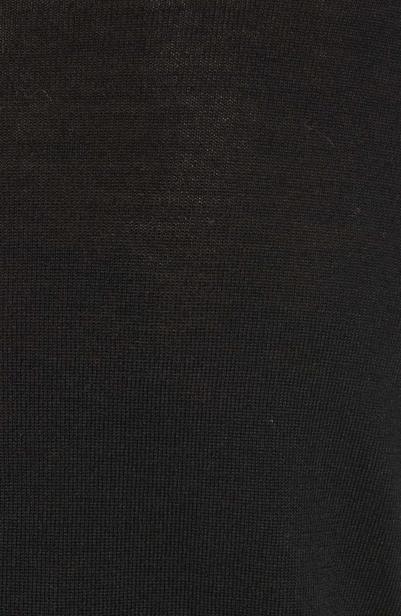 Sadie Merino Wool Blend & Silk Sweater,                             Alternate thumbnail 5, color,