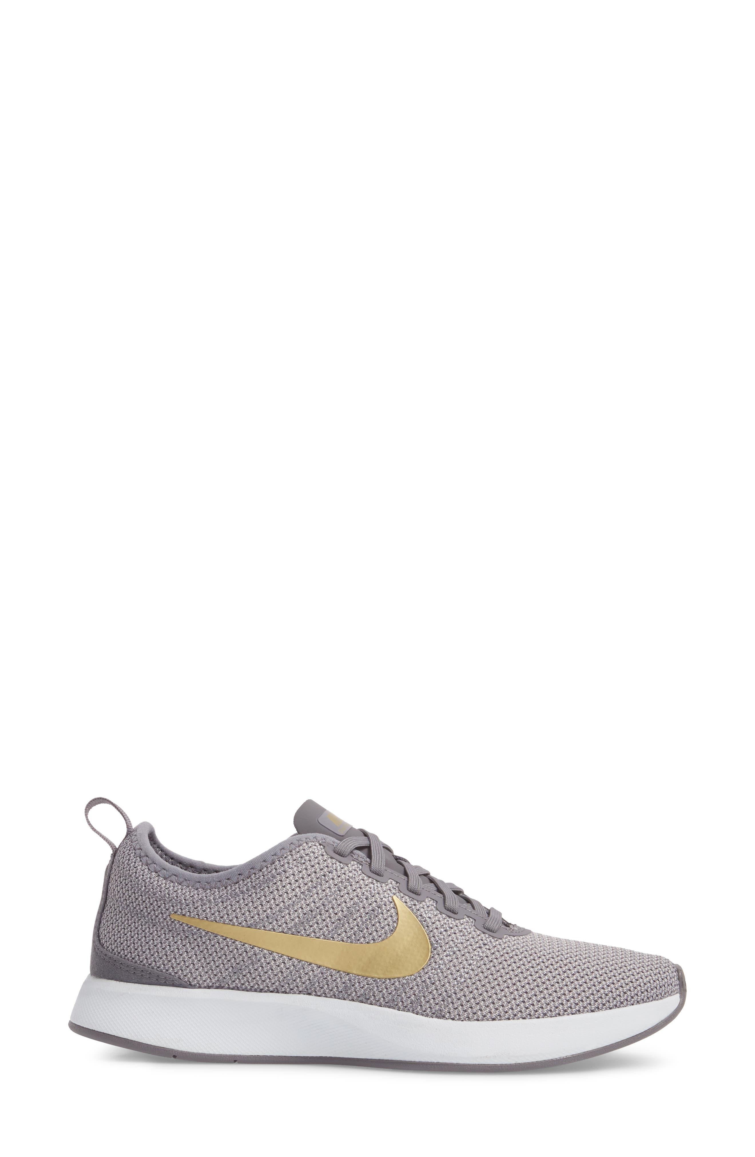 Dualtone Racer SE Sneaker,                             Alternate thumbnail 3, color,                             021