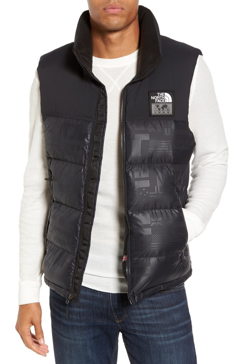 The North Face International Collection Nuptse Down Vest  b6b446291
