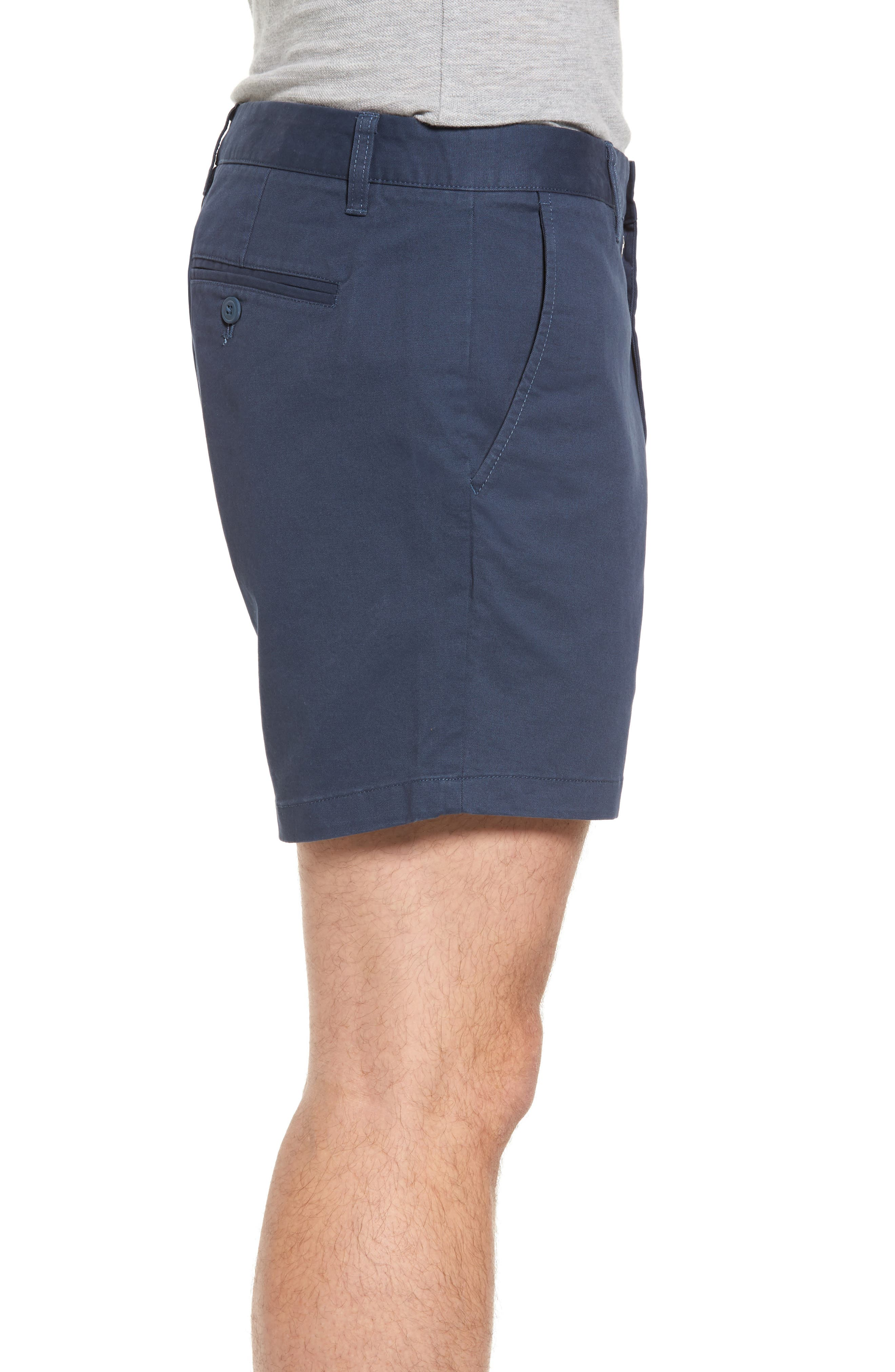 Stretch Washed Chino 5-Inch Shorts,                             Alternate thumbnail 68, color,