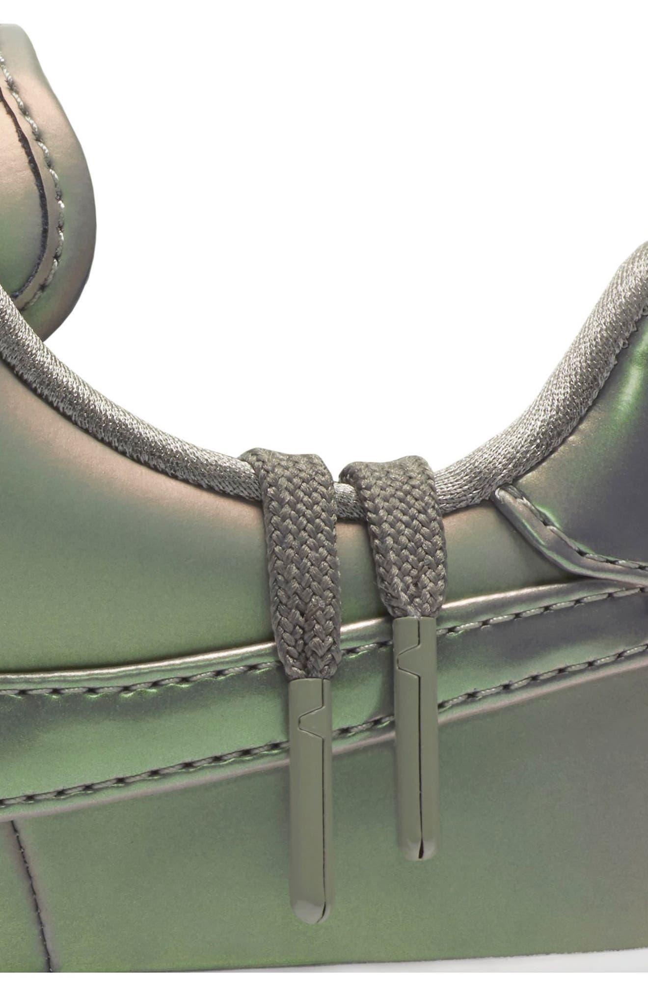 Air Force 1 Upstep Premium LX Shoe,                             Alternate thumbnail 7, color,                             252