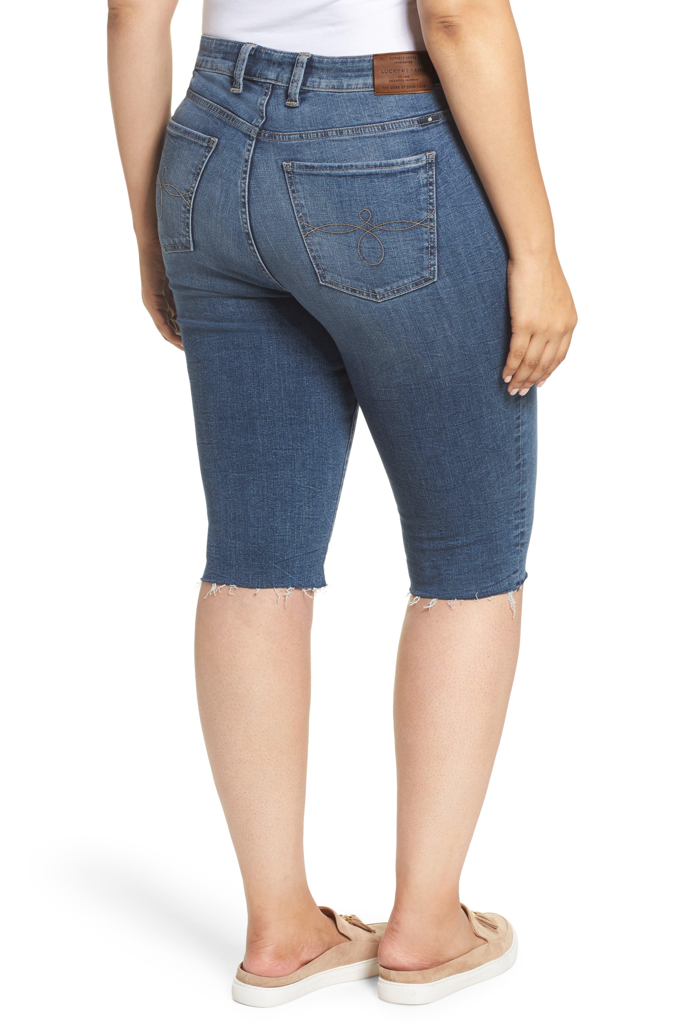 Ginger Bermuda Shorts,                             Alternate thumbnail 2, color,                             430