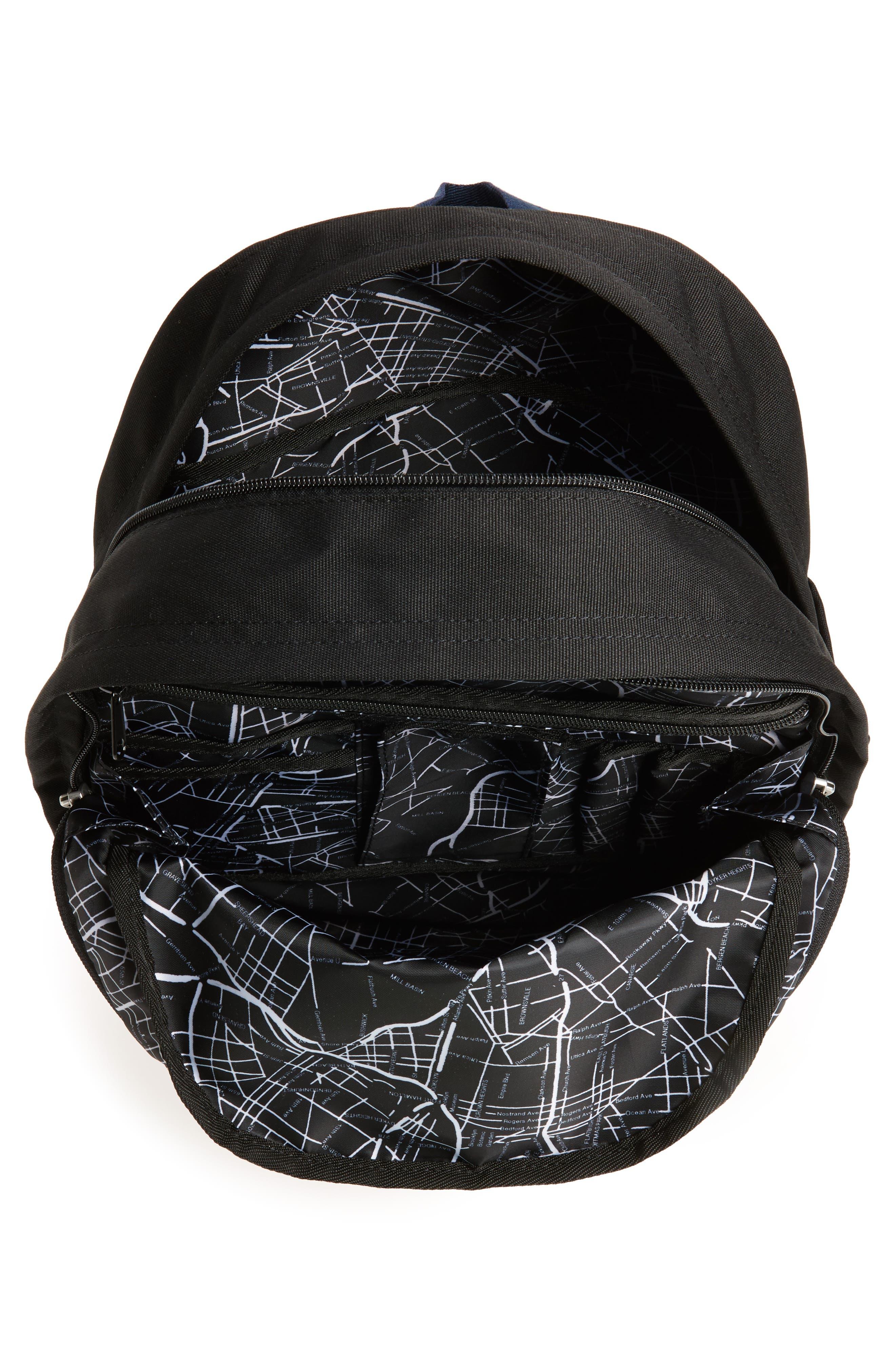 STATE BAGS,                             Kent Backpack,                             Alternate thumbnail 4, color,                             BLACK
