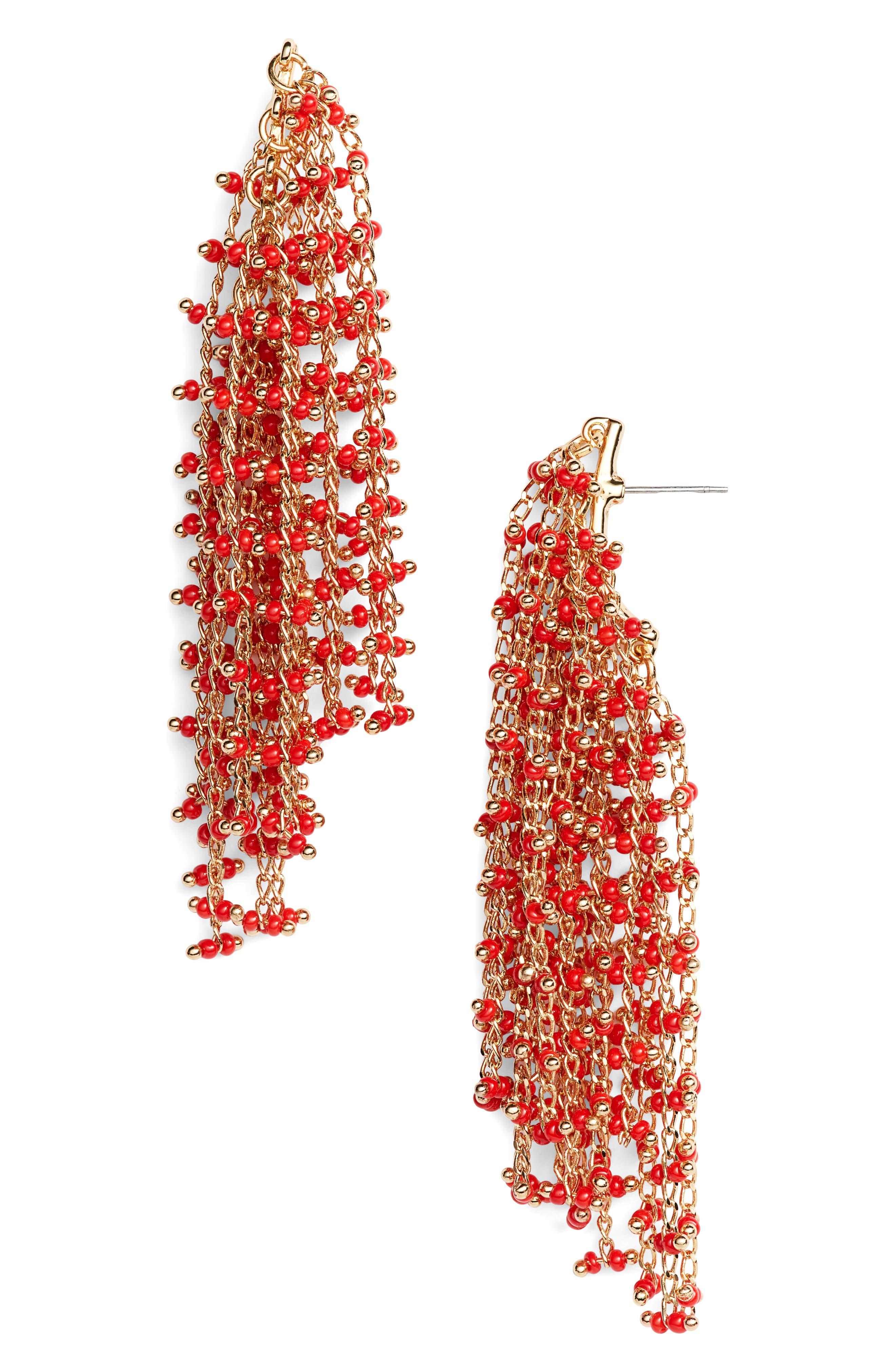 Waterfall Drop Earrings,                             Main thumbnail 3, color,