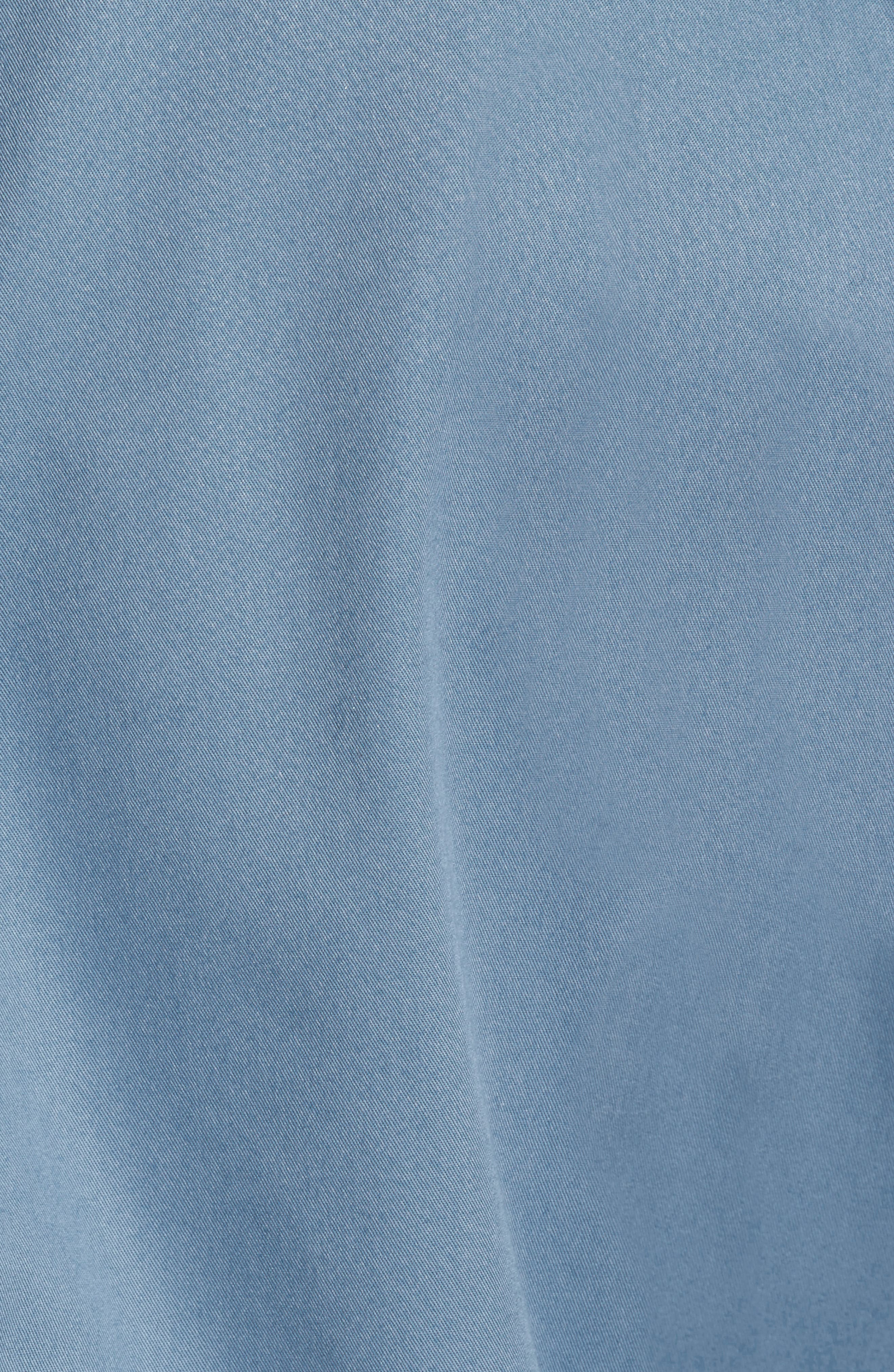 Smartcare<sup>™</sup> Traditional Fit Twill Boat Shirt,                             Alternate thumbnail 167, color,