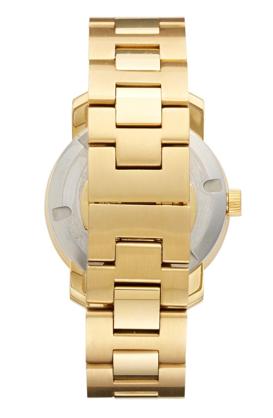 'Bold' Round Bracelet Watch, 36mm,                             Alternate thumbnail 11, color,