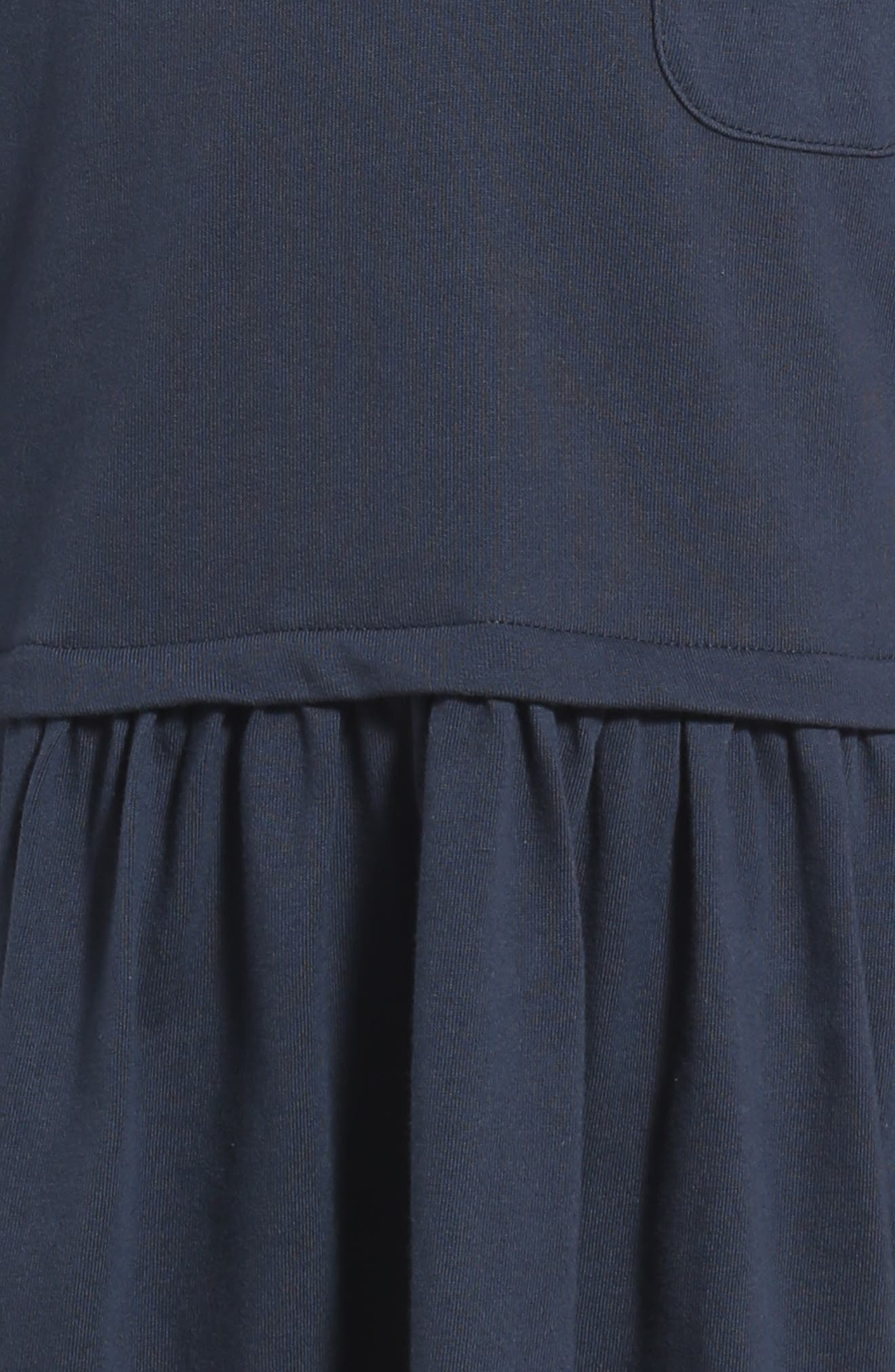 Solid Pocket Dress,                             Alternate thumbnail 3, color,
