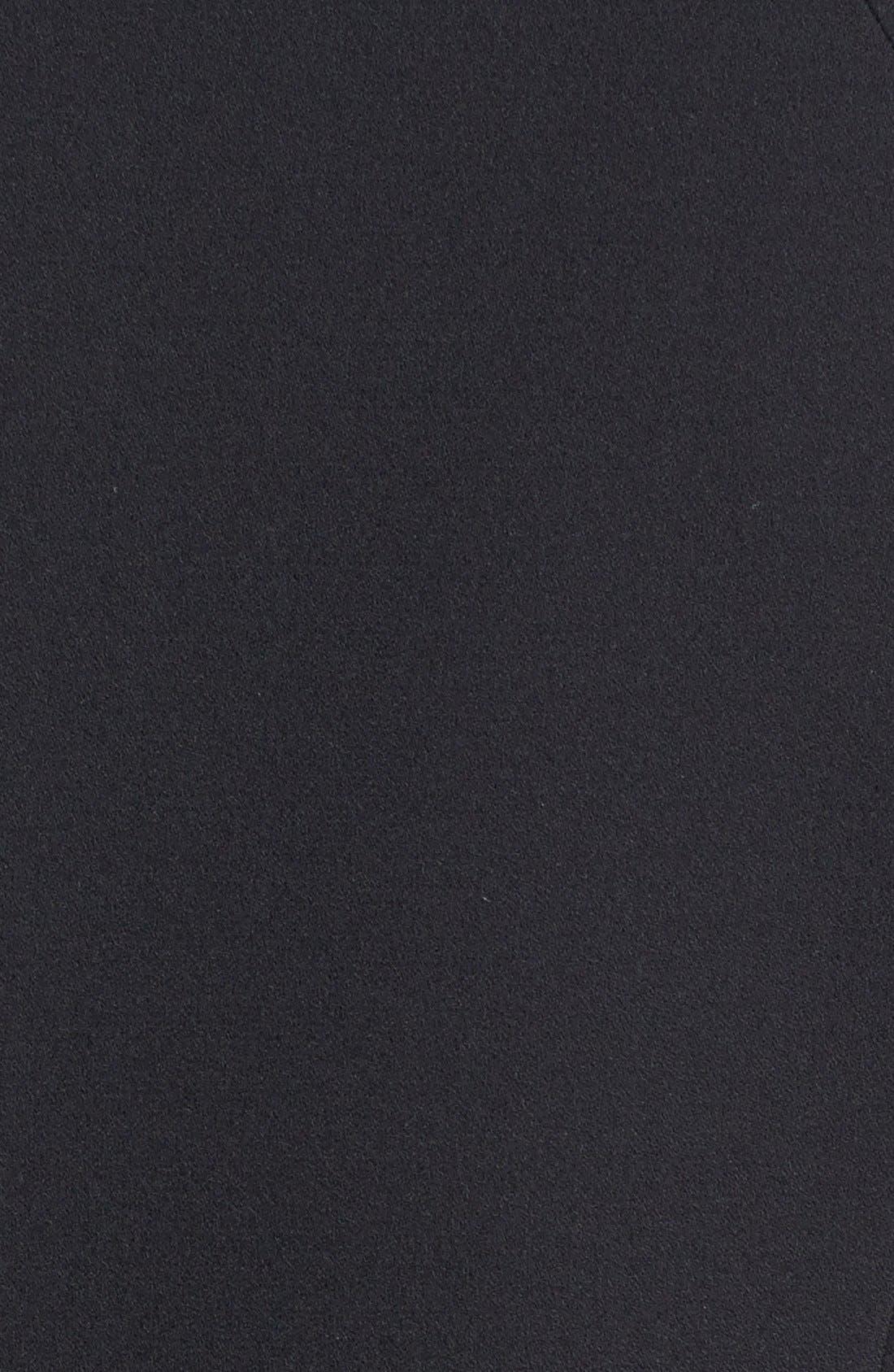 EILEEN FISHER,                             Shawl Collar Long Vest,                             Alternate thumbnail 2, color,                             001