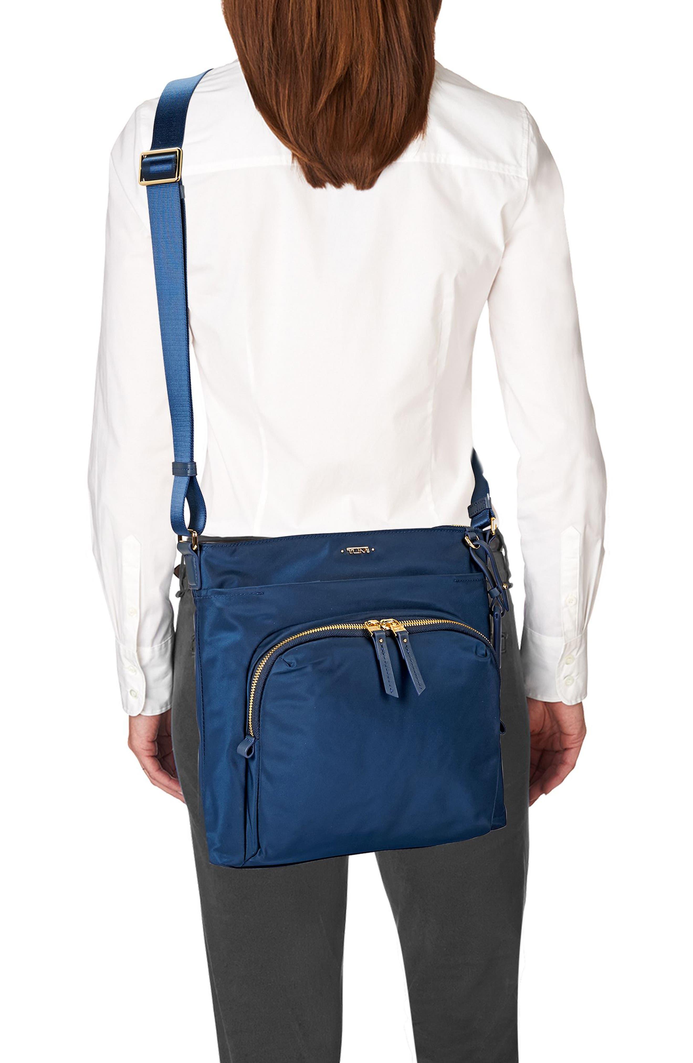 Voyageur - Capri Nylon Crossbody Bag,                             Alternate thumbnail 64, color,