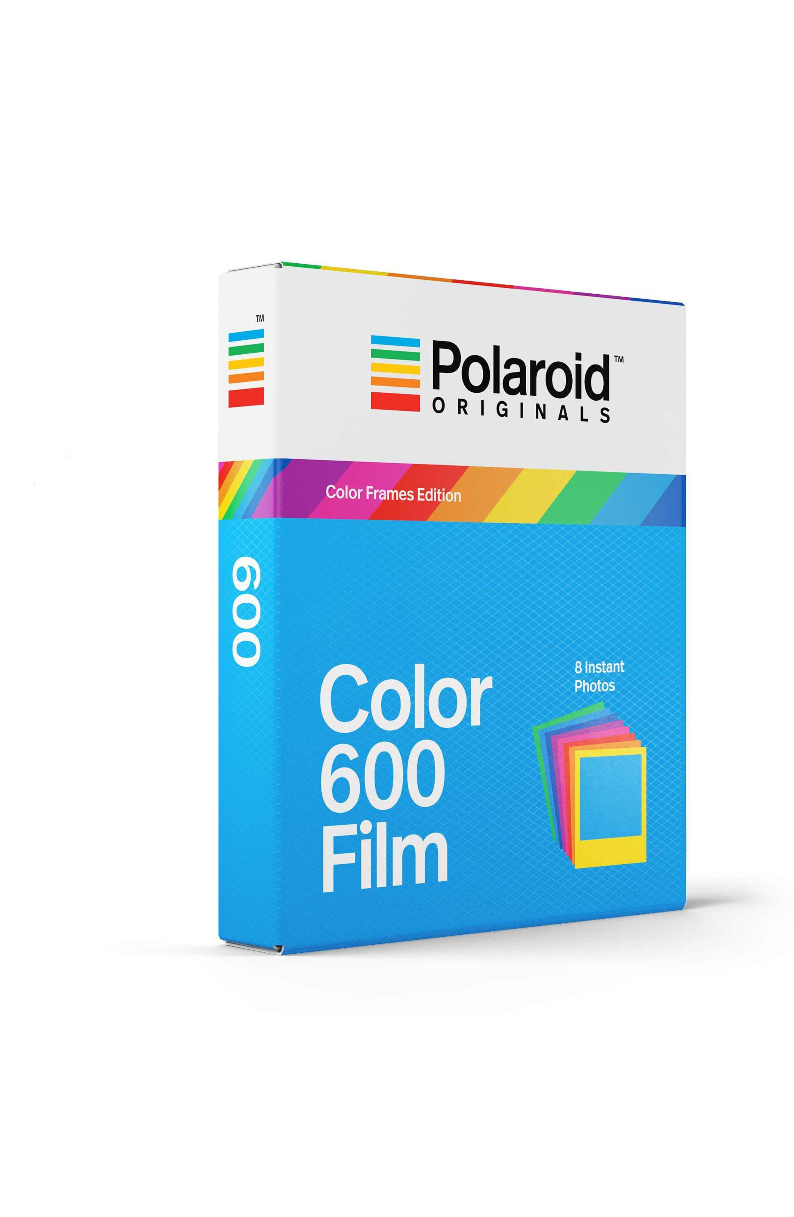 600 Multicolor Frame Instant Film,                             Alternate thumbnail 3, color,                             NONE