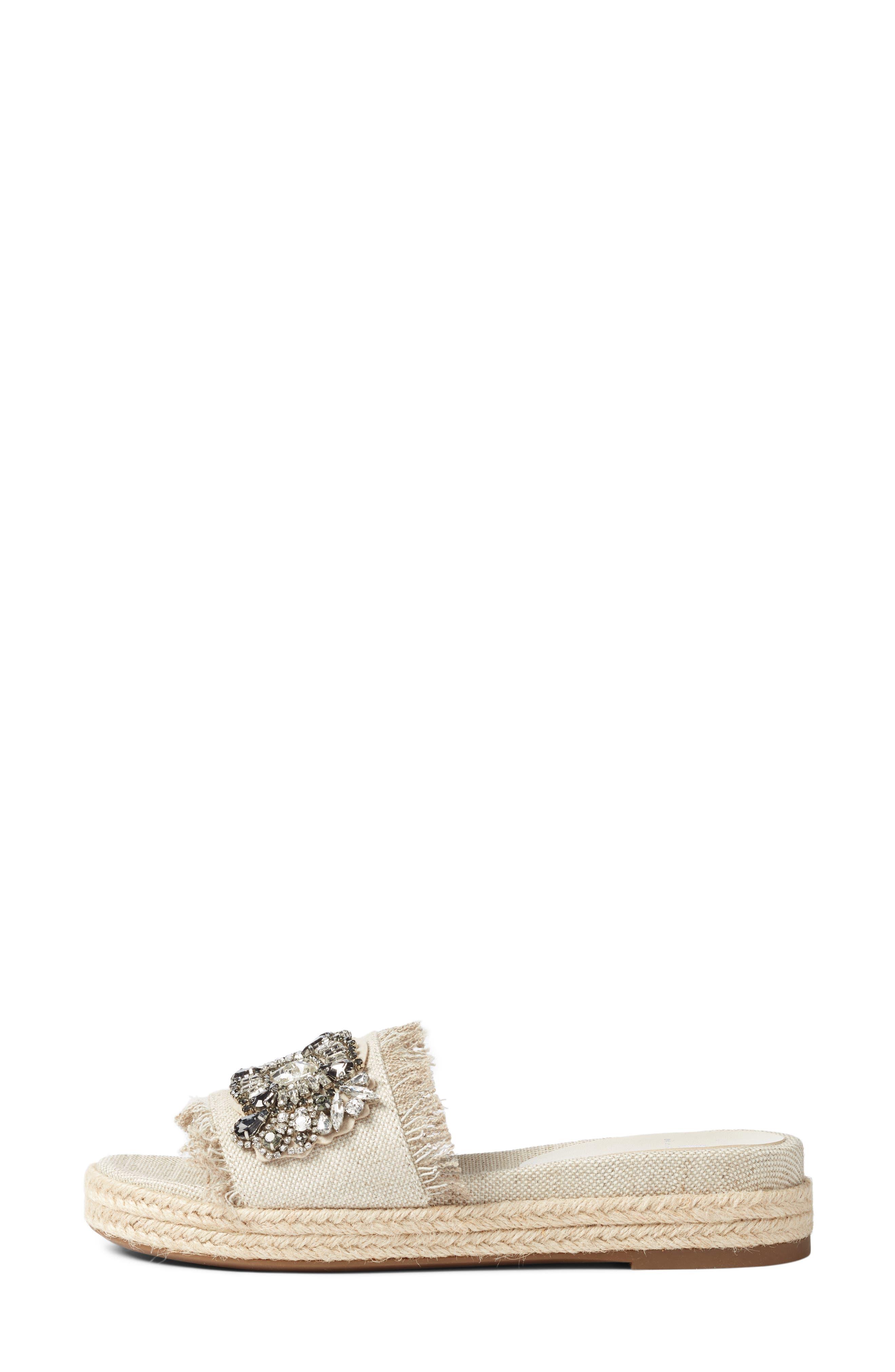 Jelly II Embellished Sandal,                             Alternate thumbnail 3, color,                             200