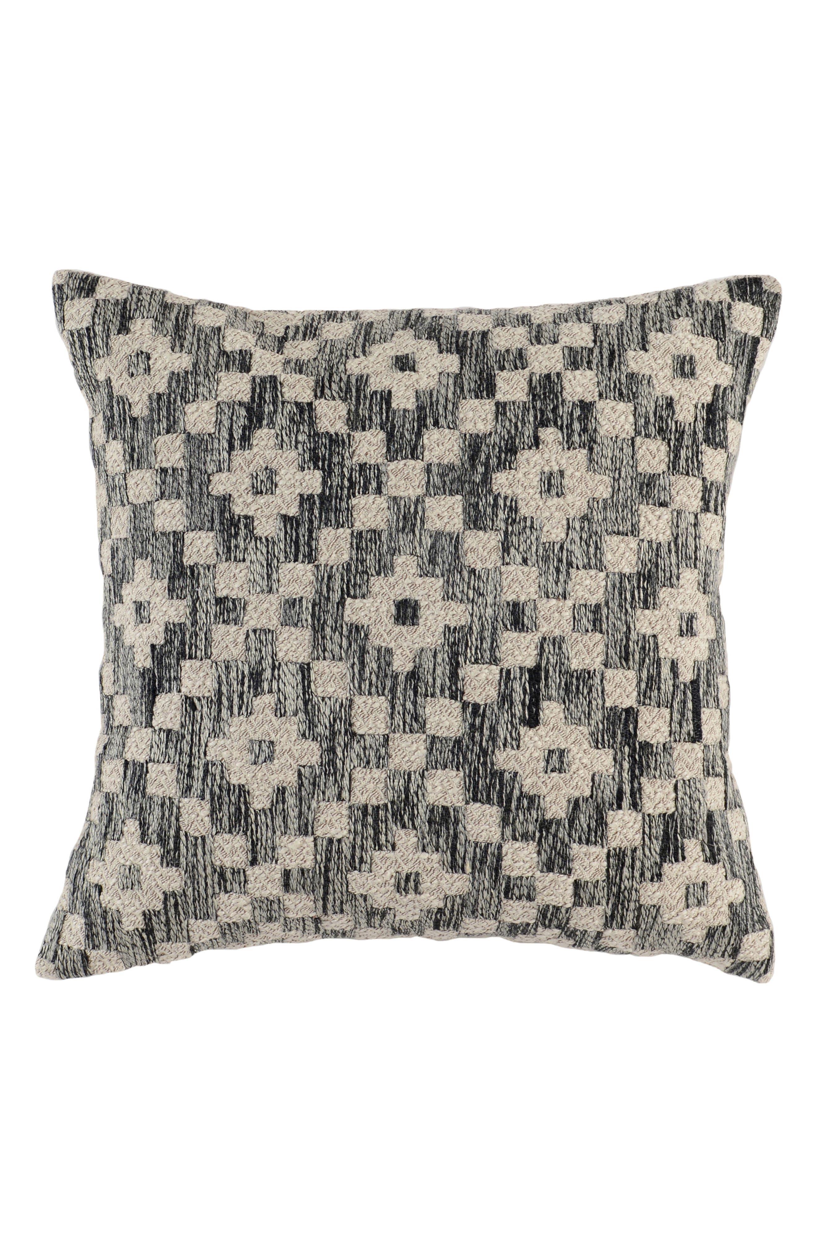 Perot Accent Pillow,                             Main thumbnail 1, color,                             001