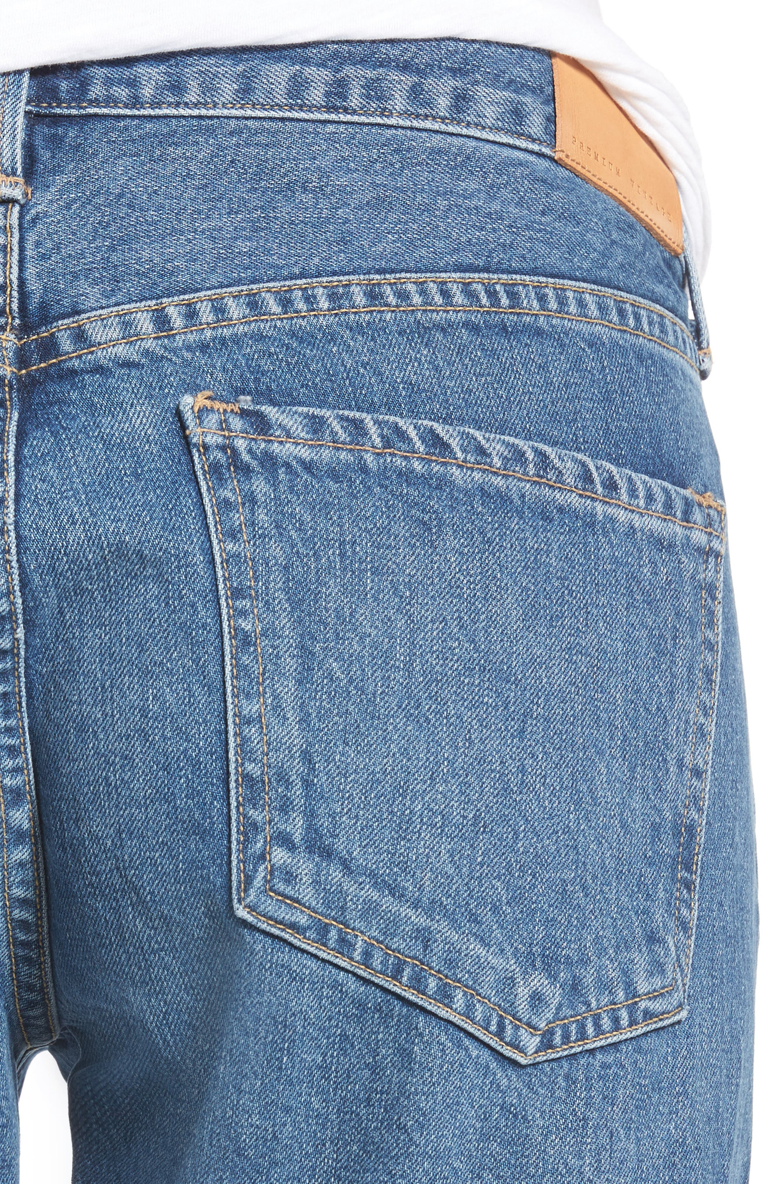 Emerson Slim Boyfriend Jeans,                             Alternate thumbnail 4, color,                             425