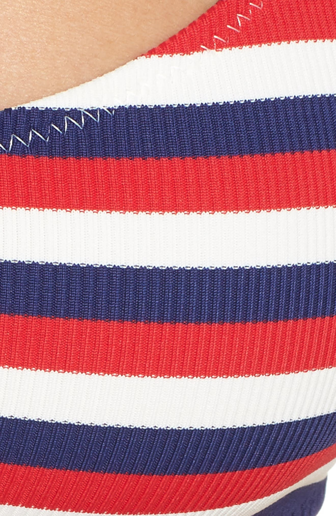 Elle Bikini Top,                             Alternate thumbnail 6, color,                             AMERICAN RIB