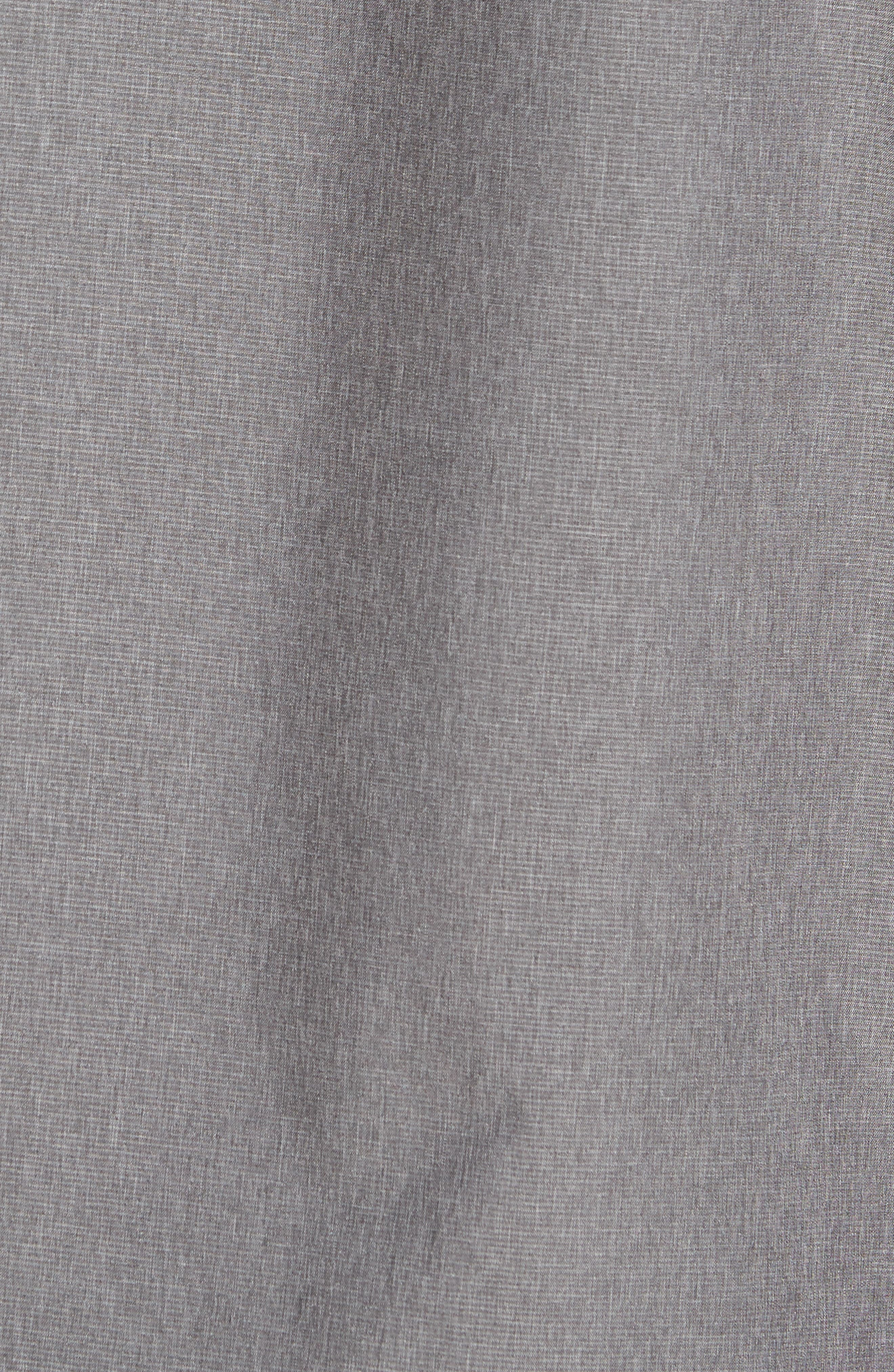 Jenison II Insulated Waterproof Jacket,                             Alternate thumbnail 6, color,                             TNF MEDIUM GREY HEATHER