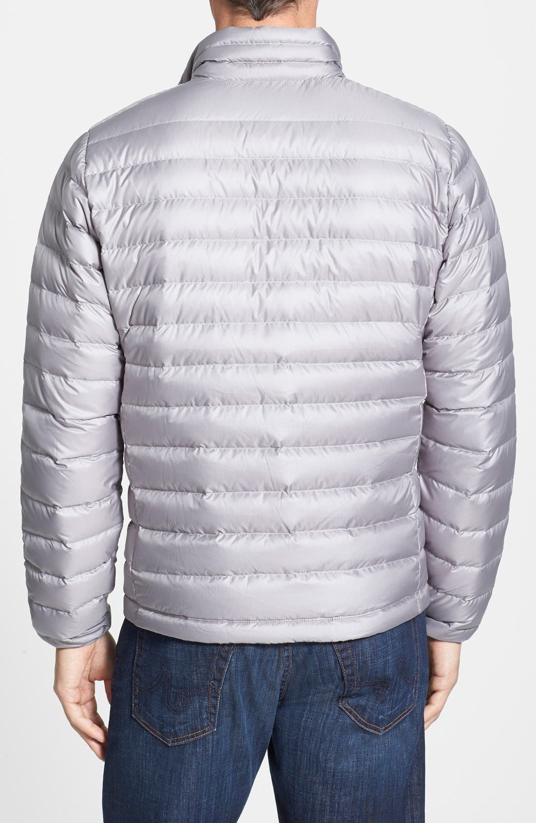 Water Repellent Down Jacket,                             Alternate thumbnail 51, color,