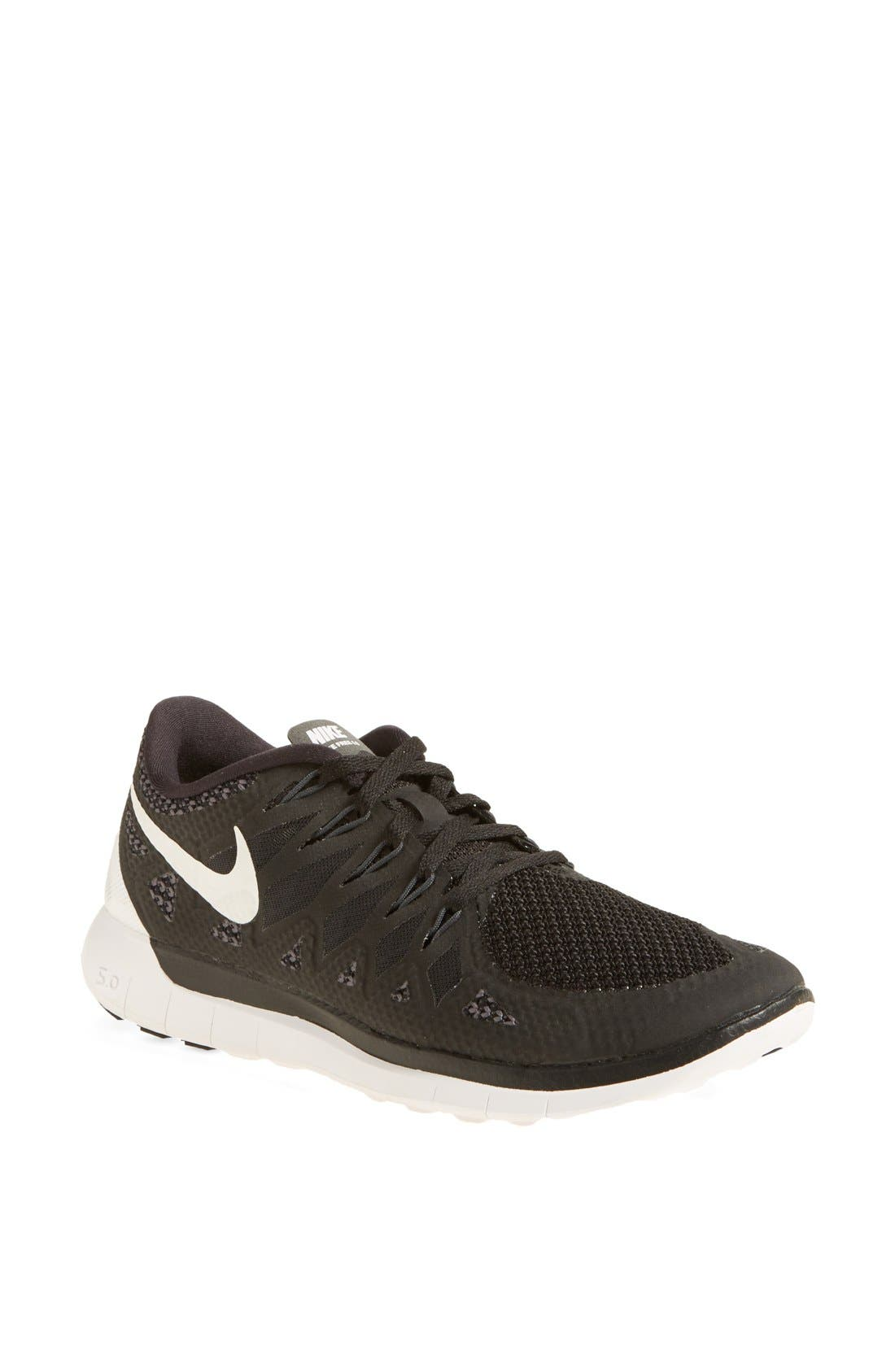 'Free 5.0 14' Running Shoe,                         Main,                         color, 001
