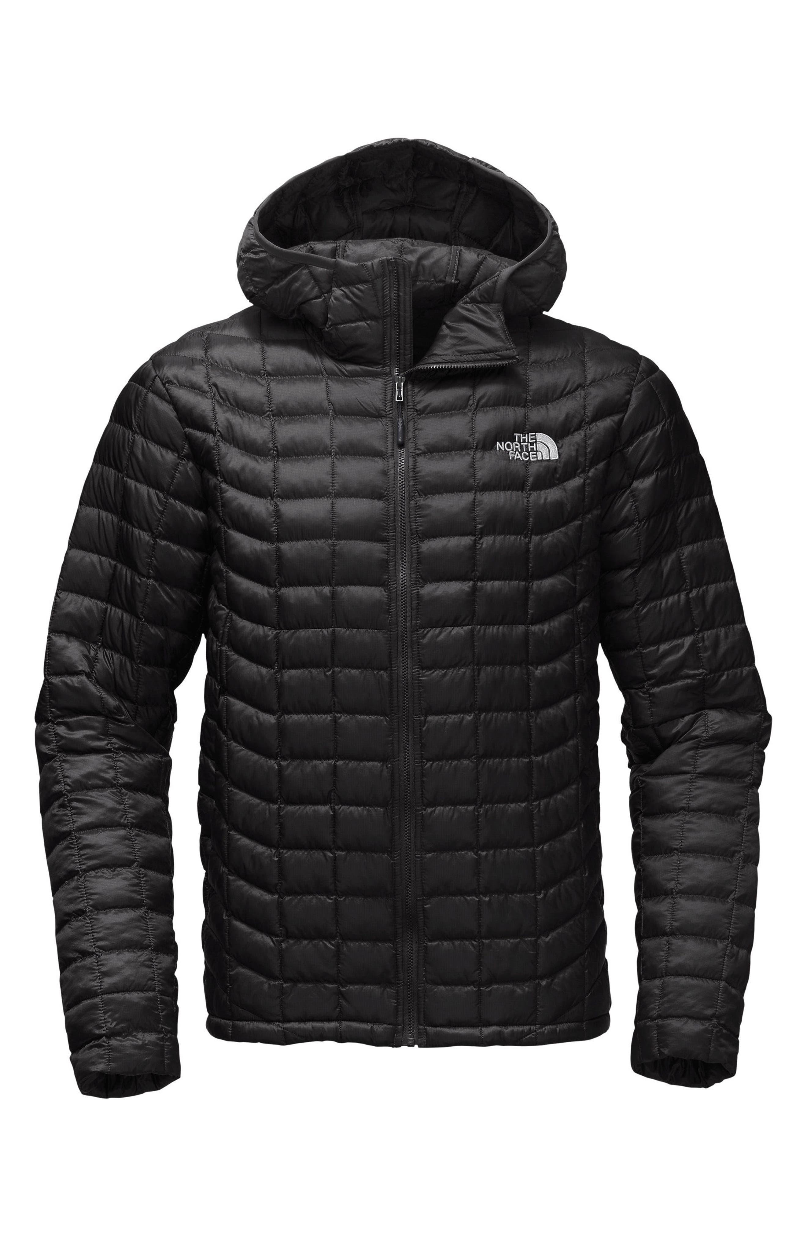 'ThermoBall<sup>™</sup>' PrimaLoft<sup>®</sup> Hooded Jacket,                             Alternate thumbnail 5, color,                             009