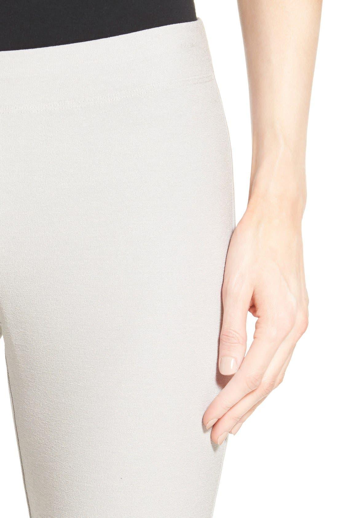 Stretch Crepe Slim Ankle Pants,                             Alternate thumbnail 58, color,